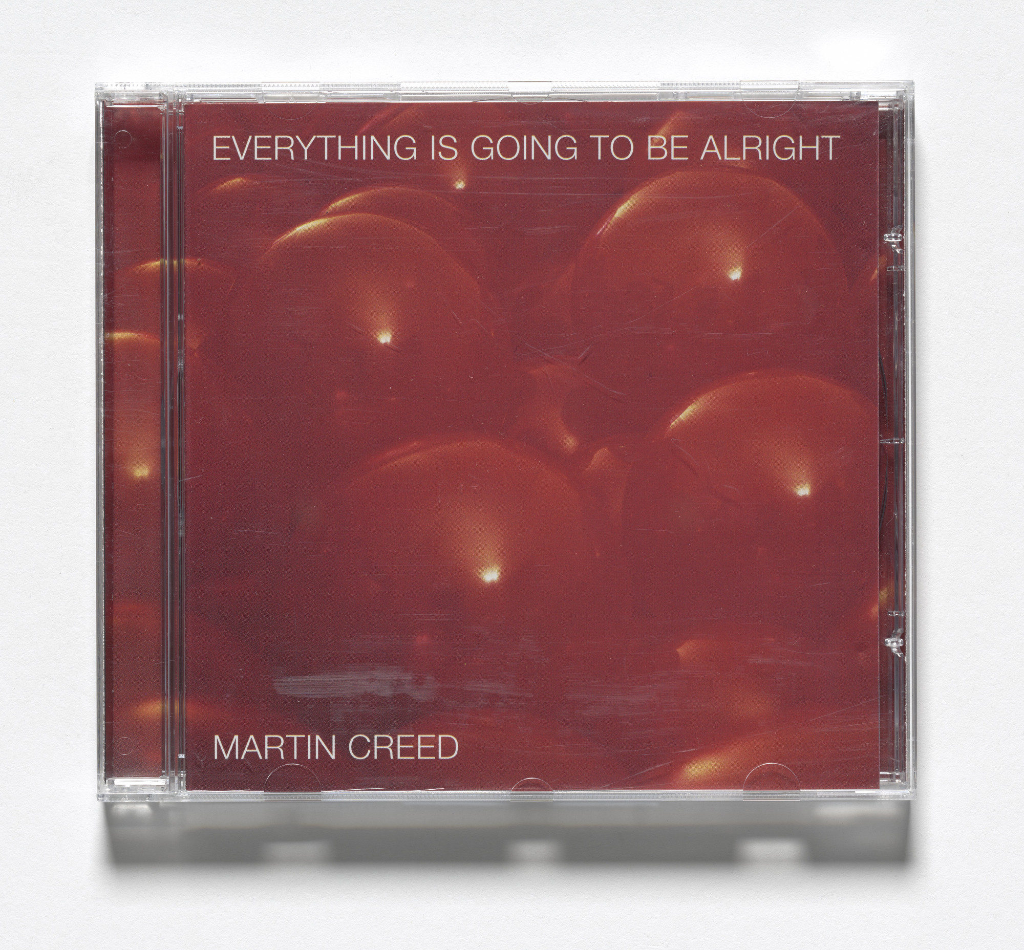 Martin Creed. Everything is Going to Be Alright. 1999