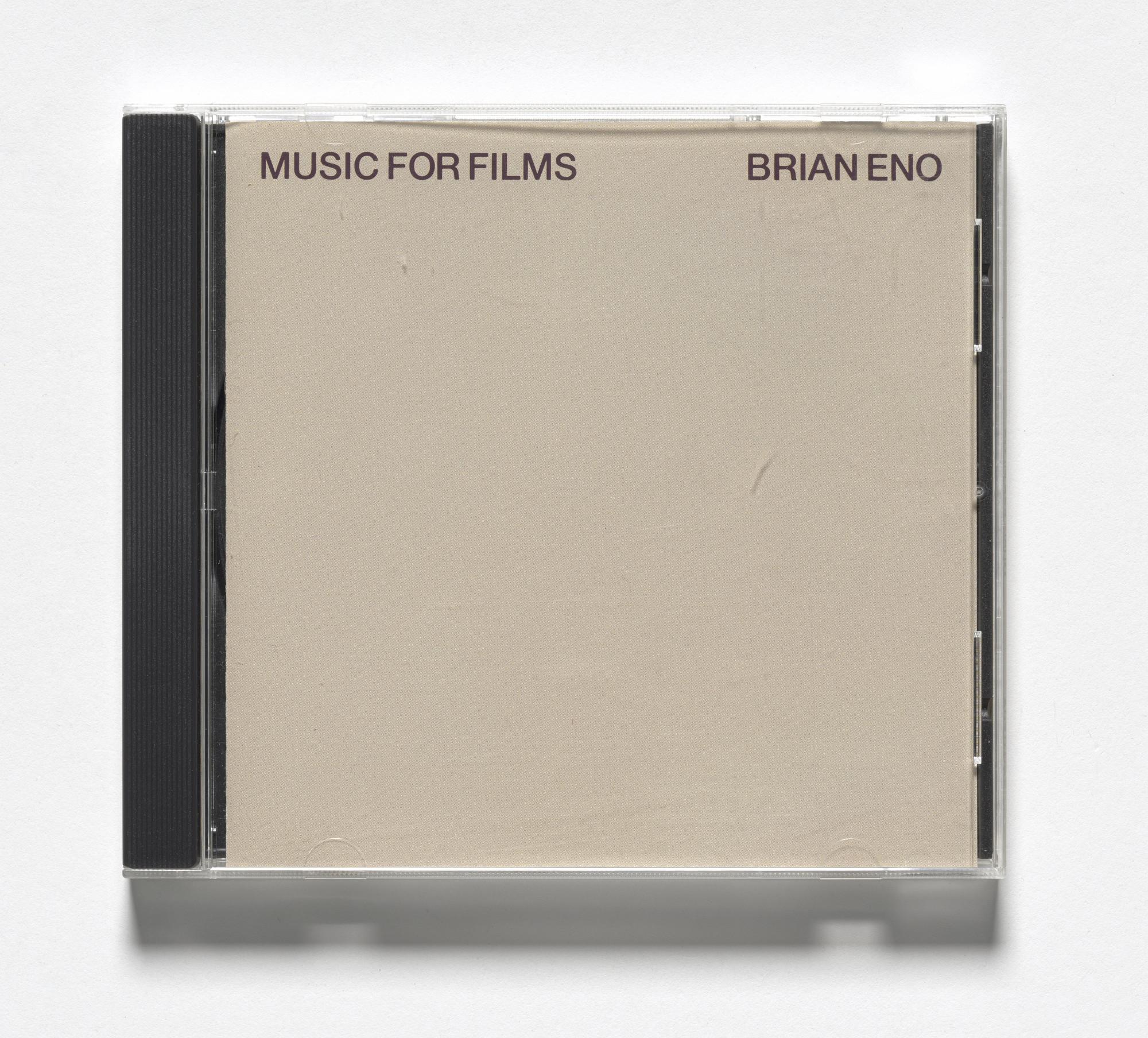 Brian Eno | MoMA