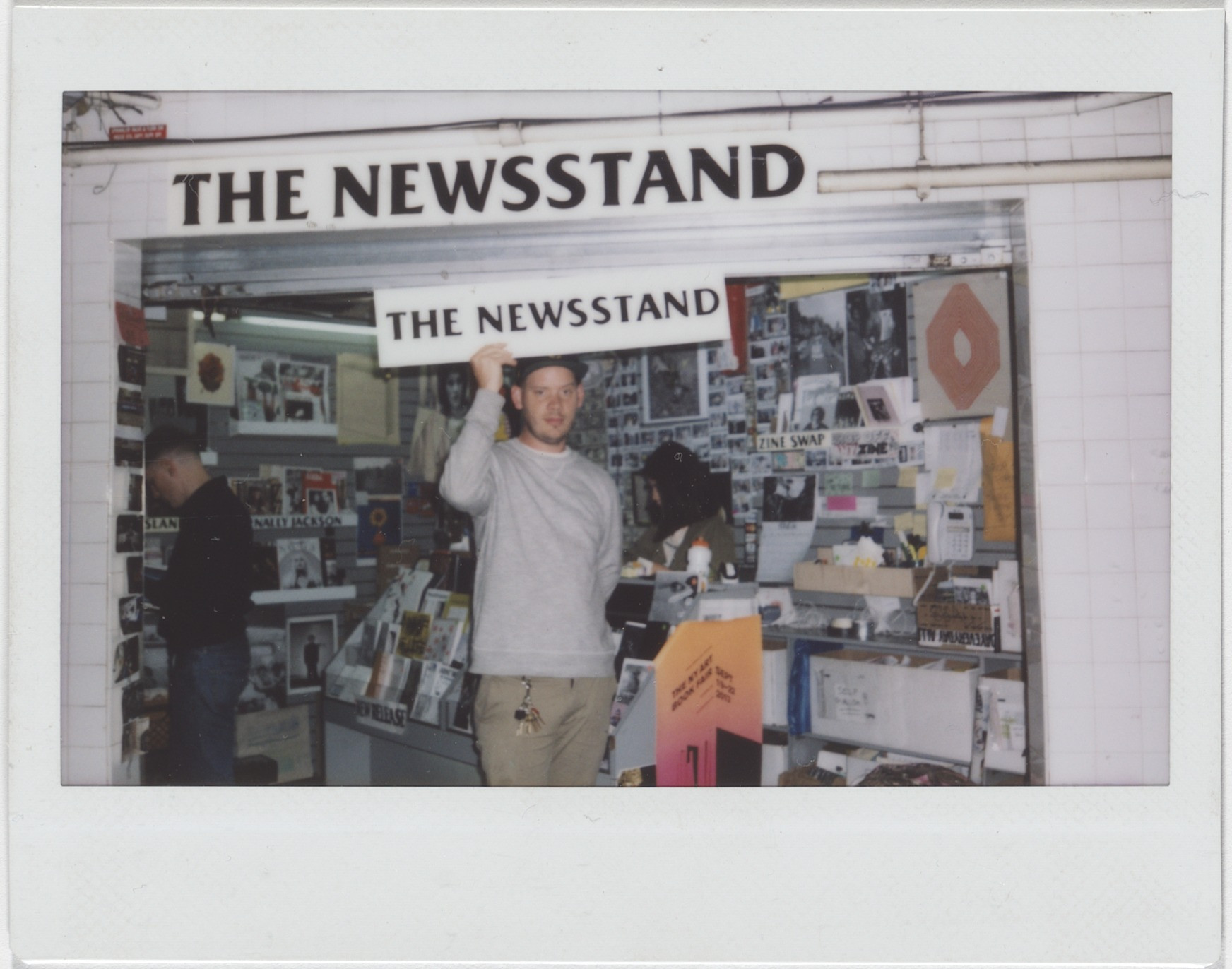 Lele Saveri, Various Artists. The Newsstand. 2013–2014