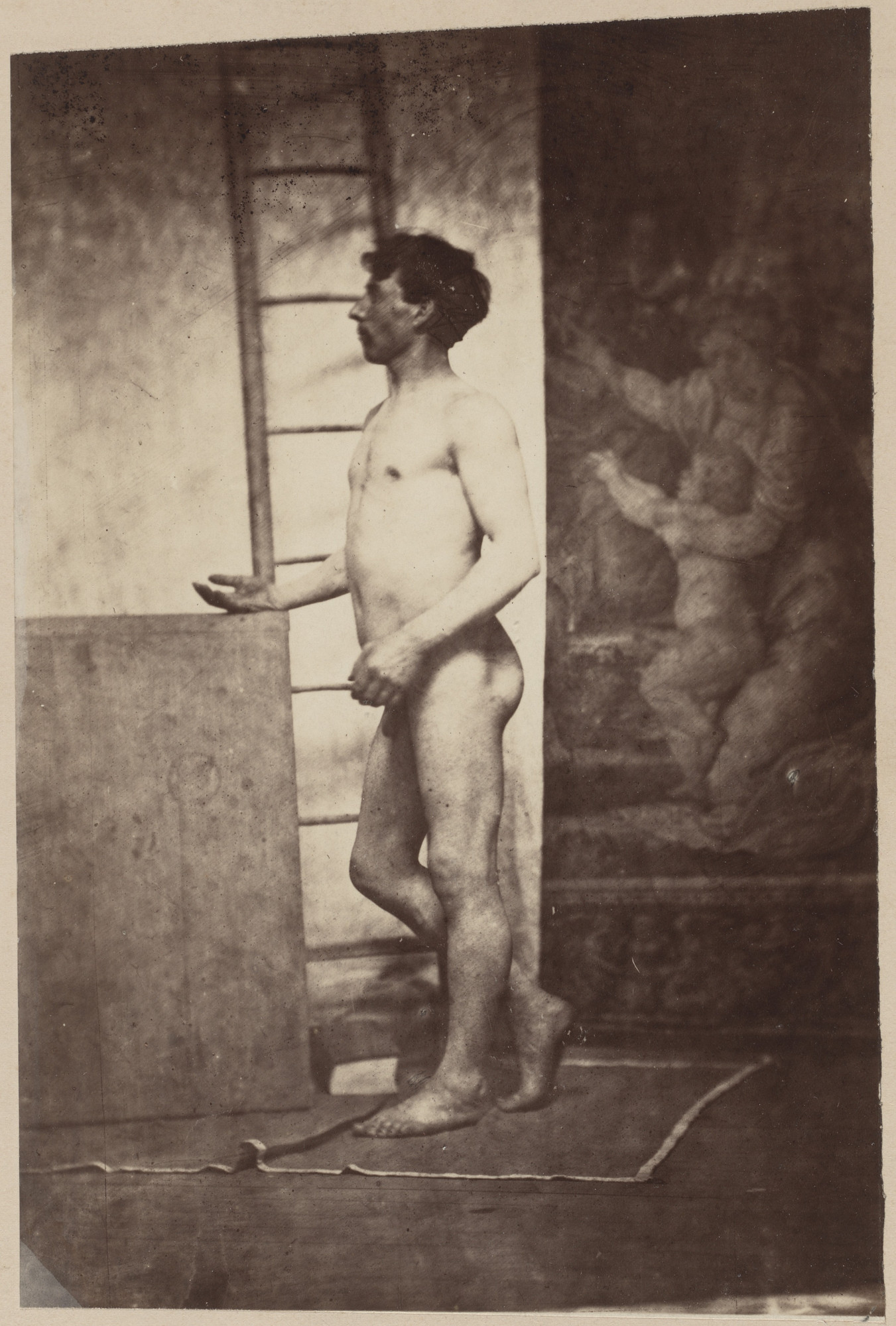 Unknown photographer. Untitled. c. 1855