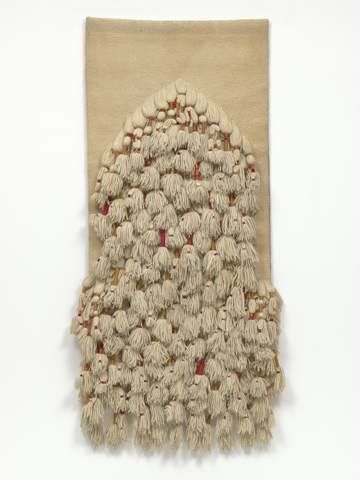 Sheila Hicks. Prayer Rug. 1965