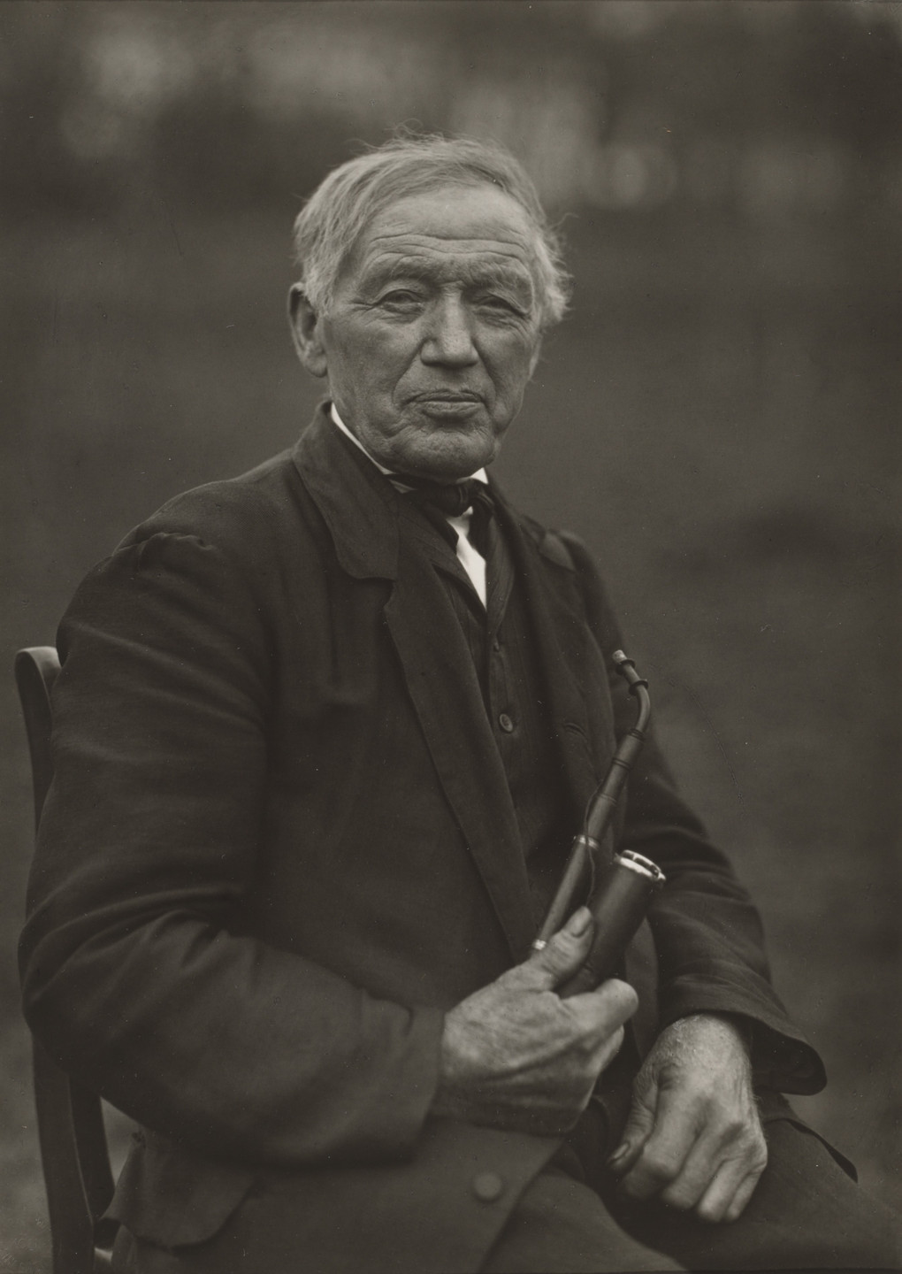 August Sander. The Philosopher. 1913