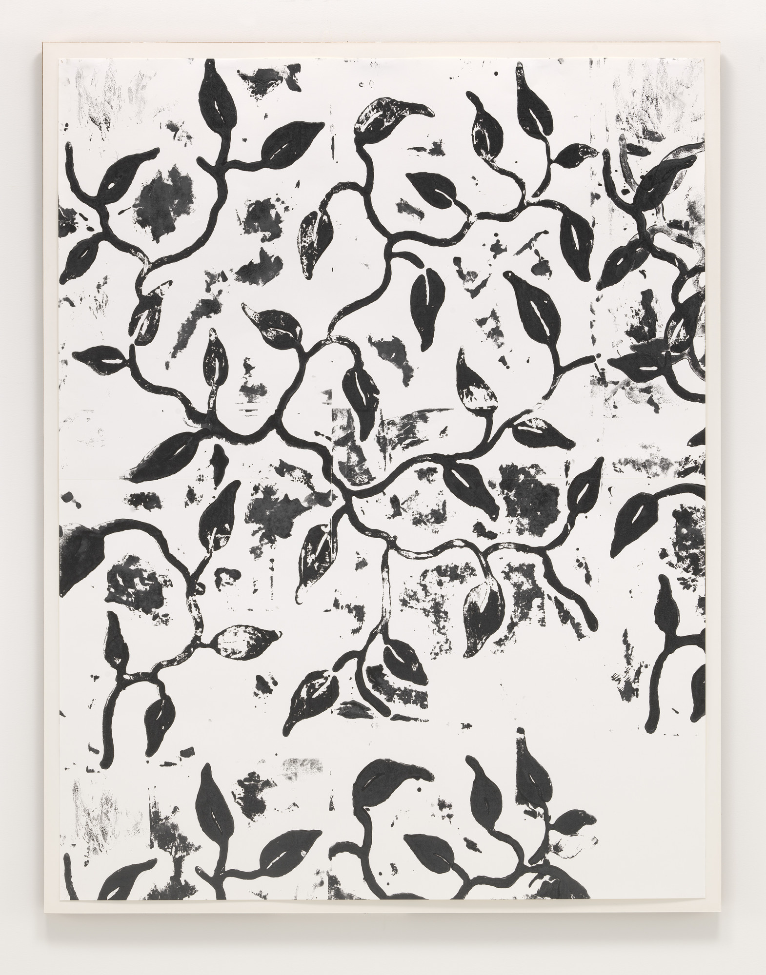 Christopher Wool. Untitled. (1991)