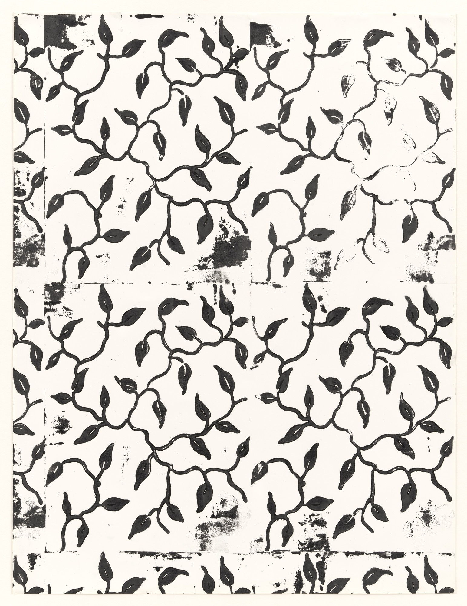 Christopher Wool. Untitled. 1988