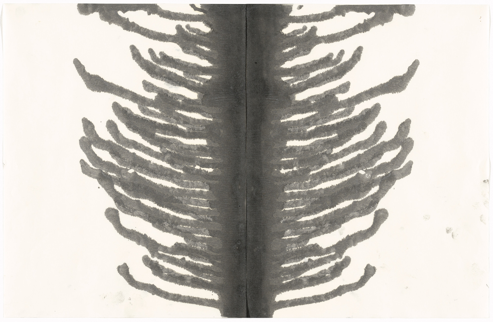 Christopher Wool. Untitled. 1986