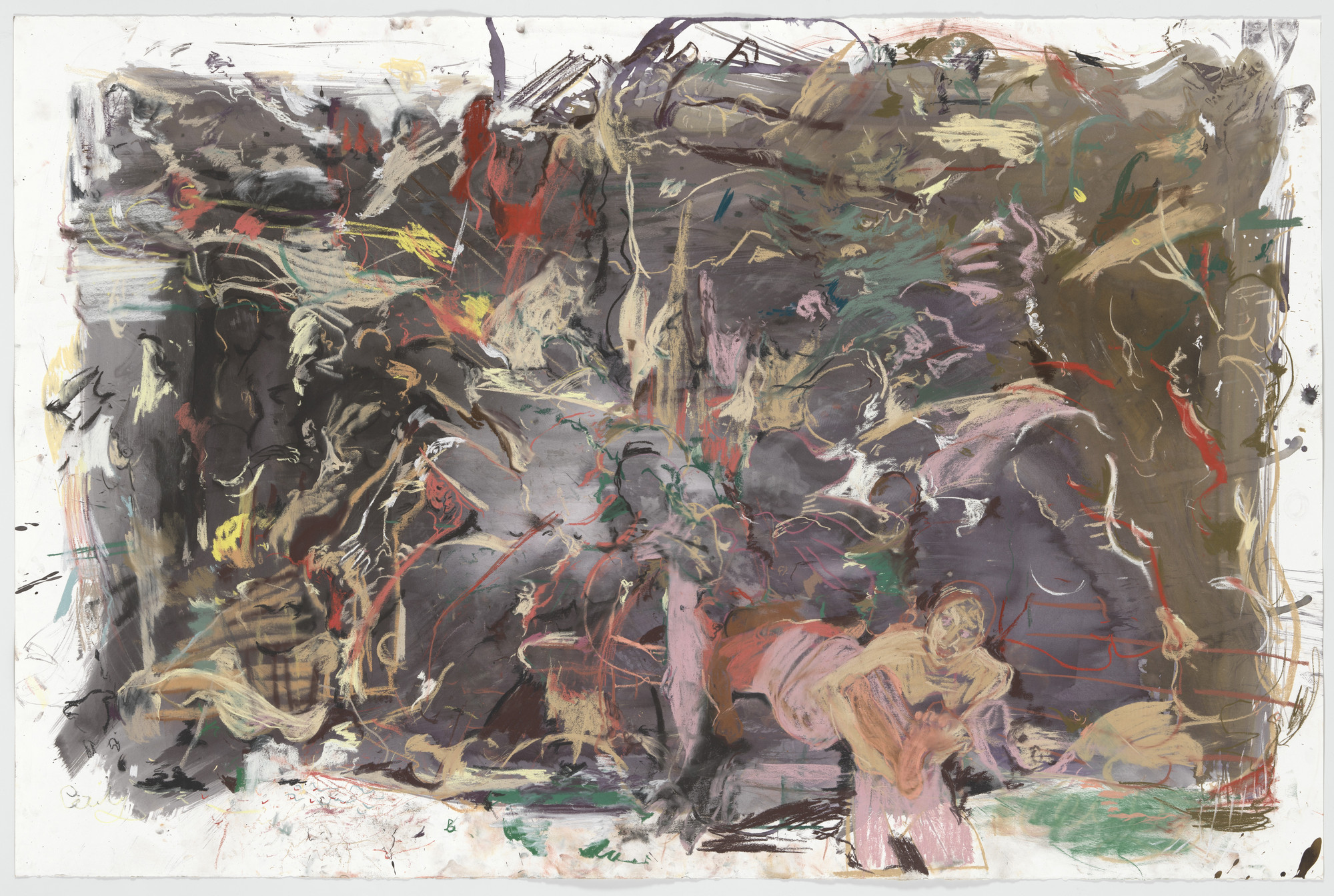 Cecily Brown. Untitled. 2015