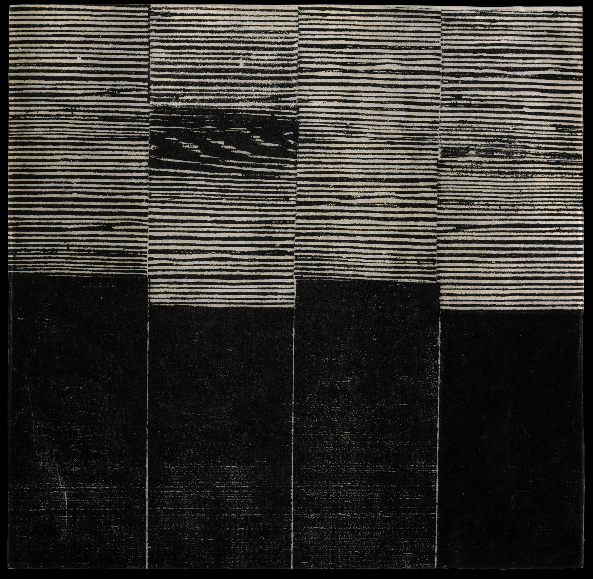 Lygia Pape. Untitled from the series Weavings (Tecelares). 1959