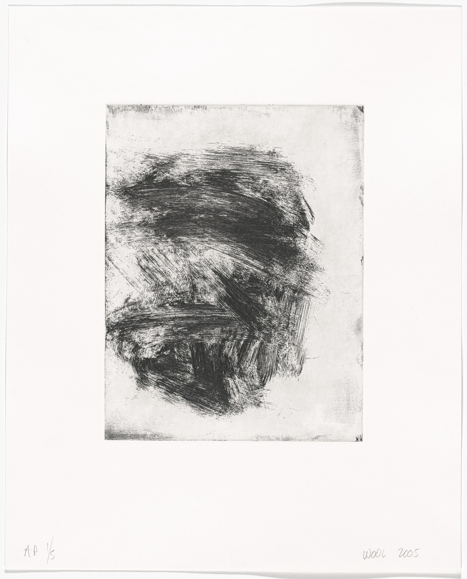 Christopher Wool. Untitled. 2004