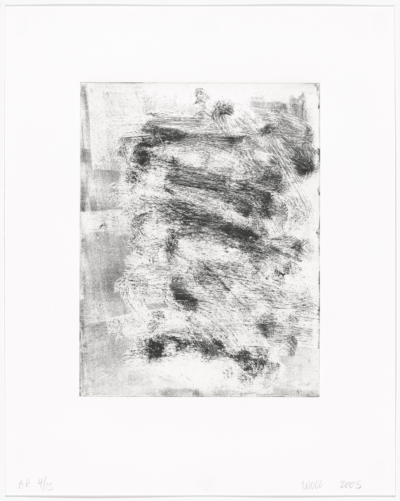 Christopher Wool. Untitled. 2005