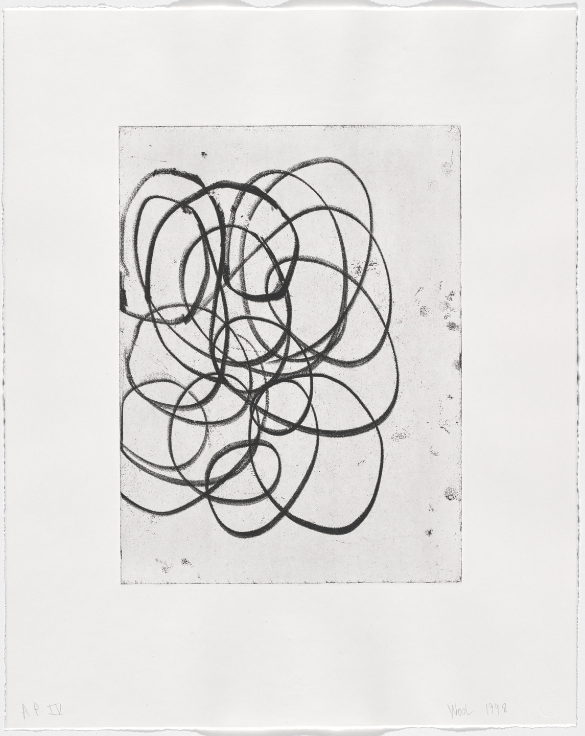 Christopher Wool. Untitled. 1998
