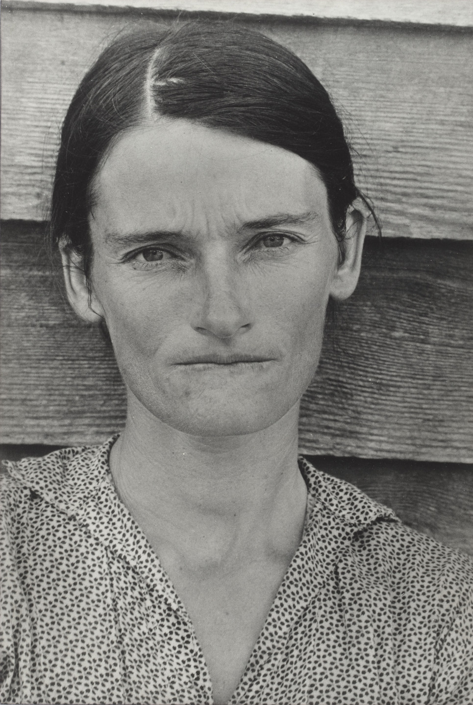 Walker Evans. Alabama Cotton Tenant Farmer Wife. 1936