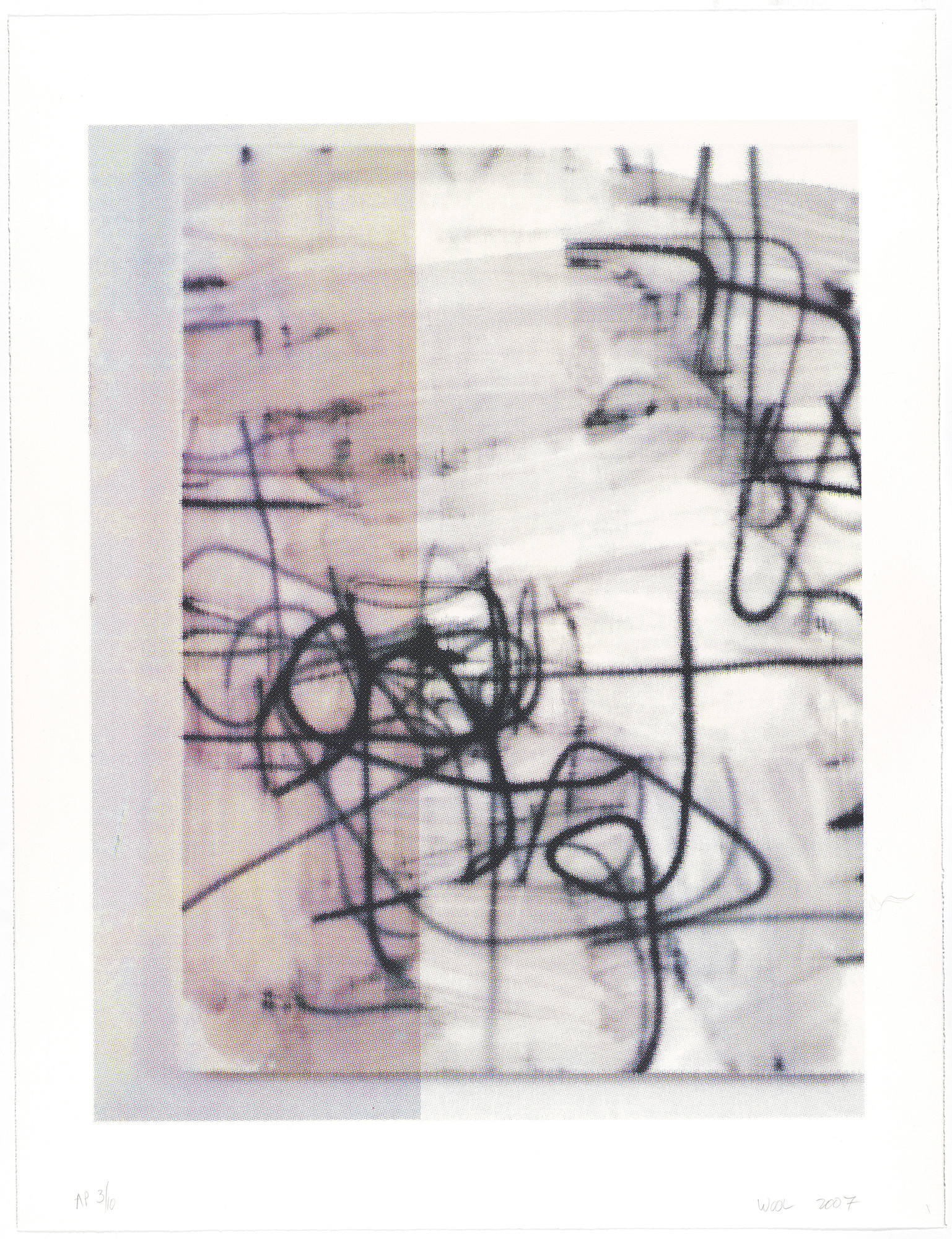 Christopher Wool. Untitled. 2007