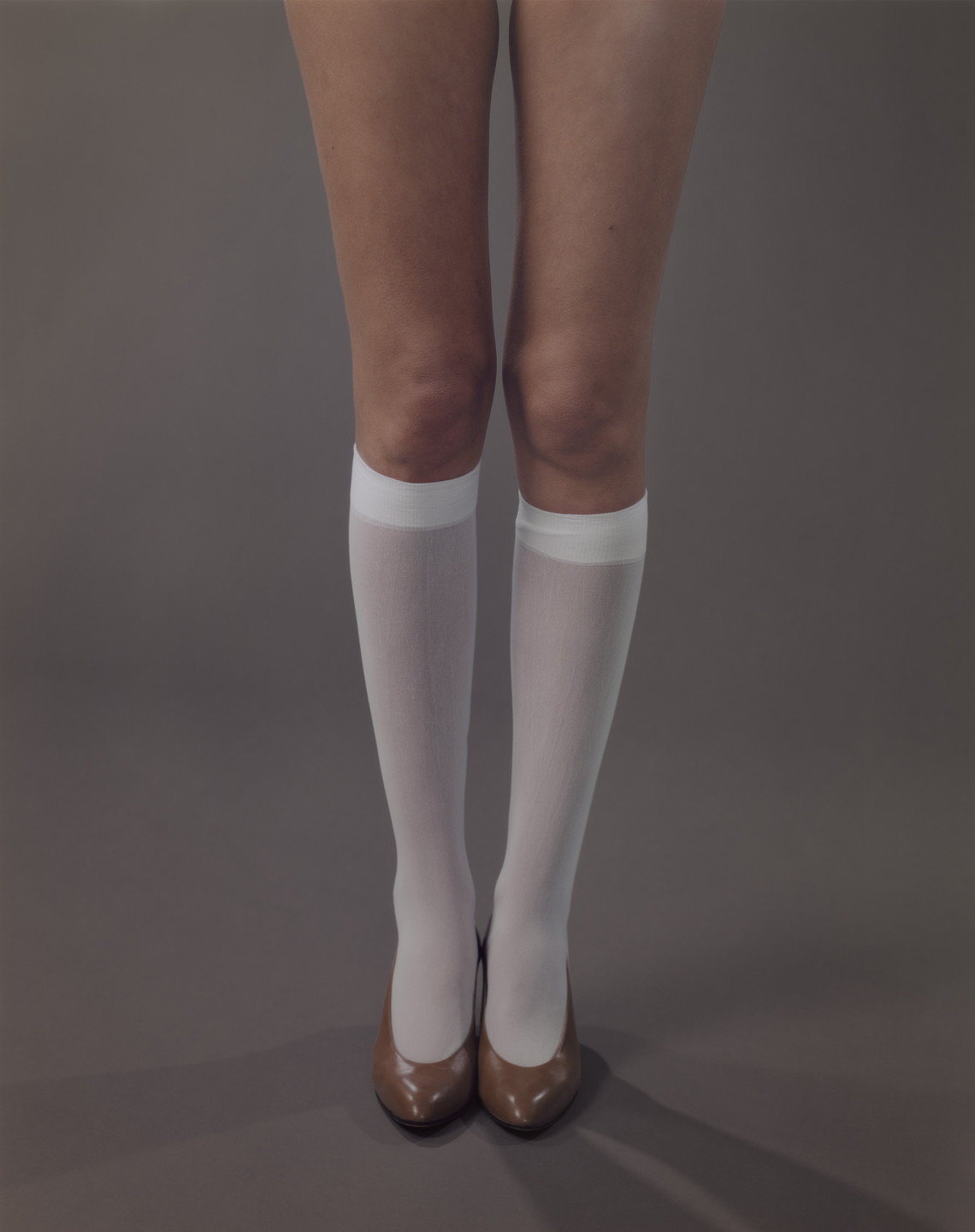 Josephine Meckseper. Blow-Up (Michelli, Knee-Highs). 2006