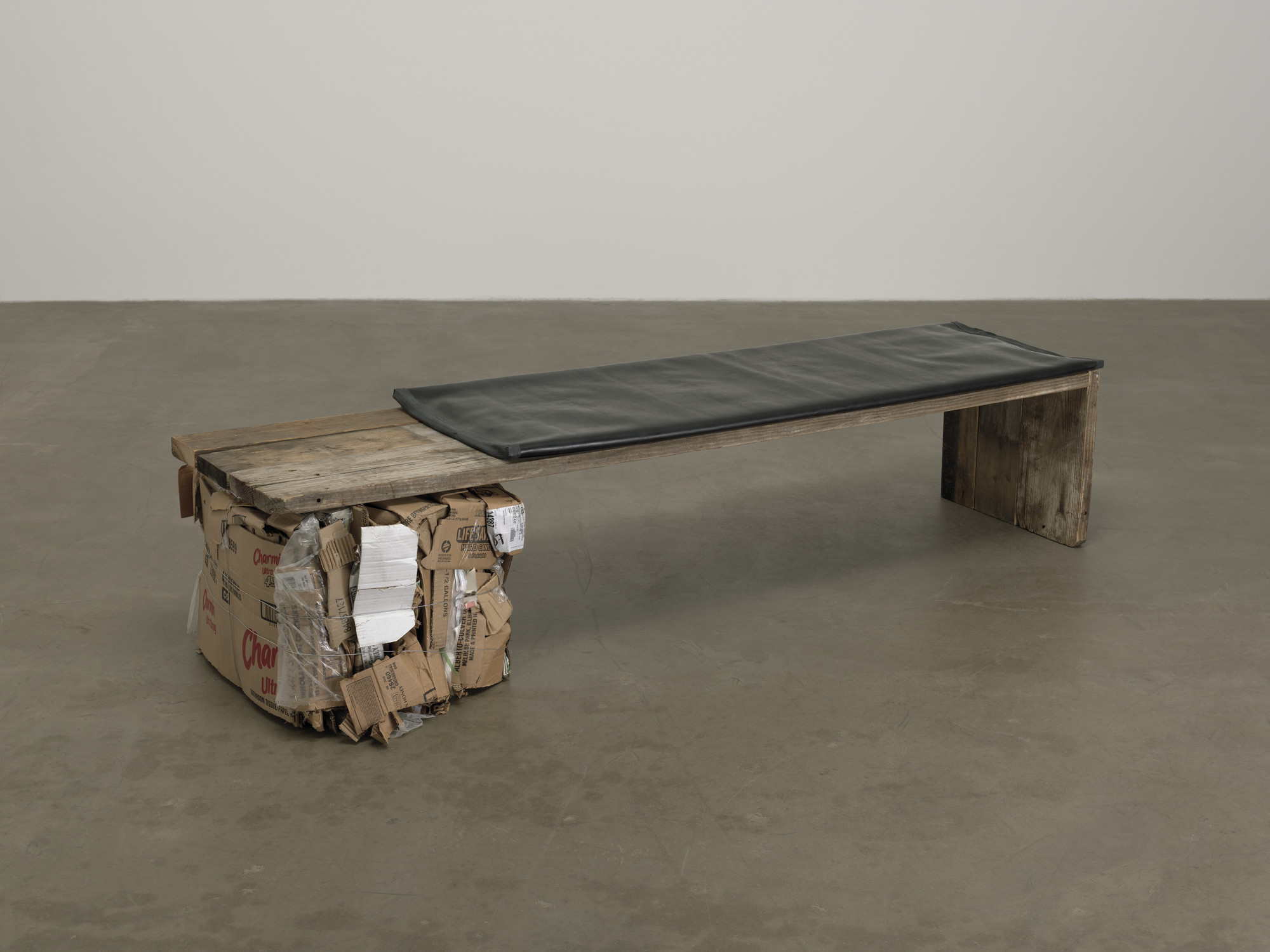 Klara Liden. Untitled (Bench). 2012