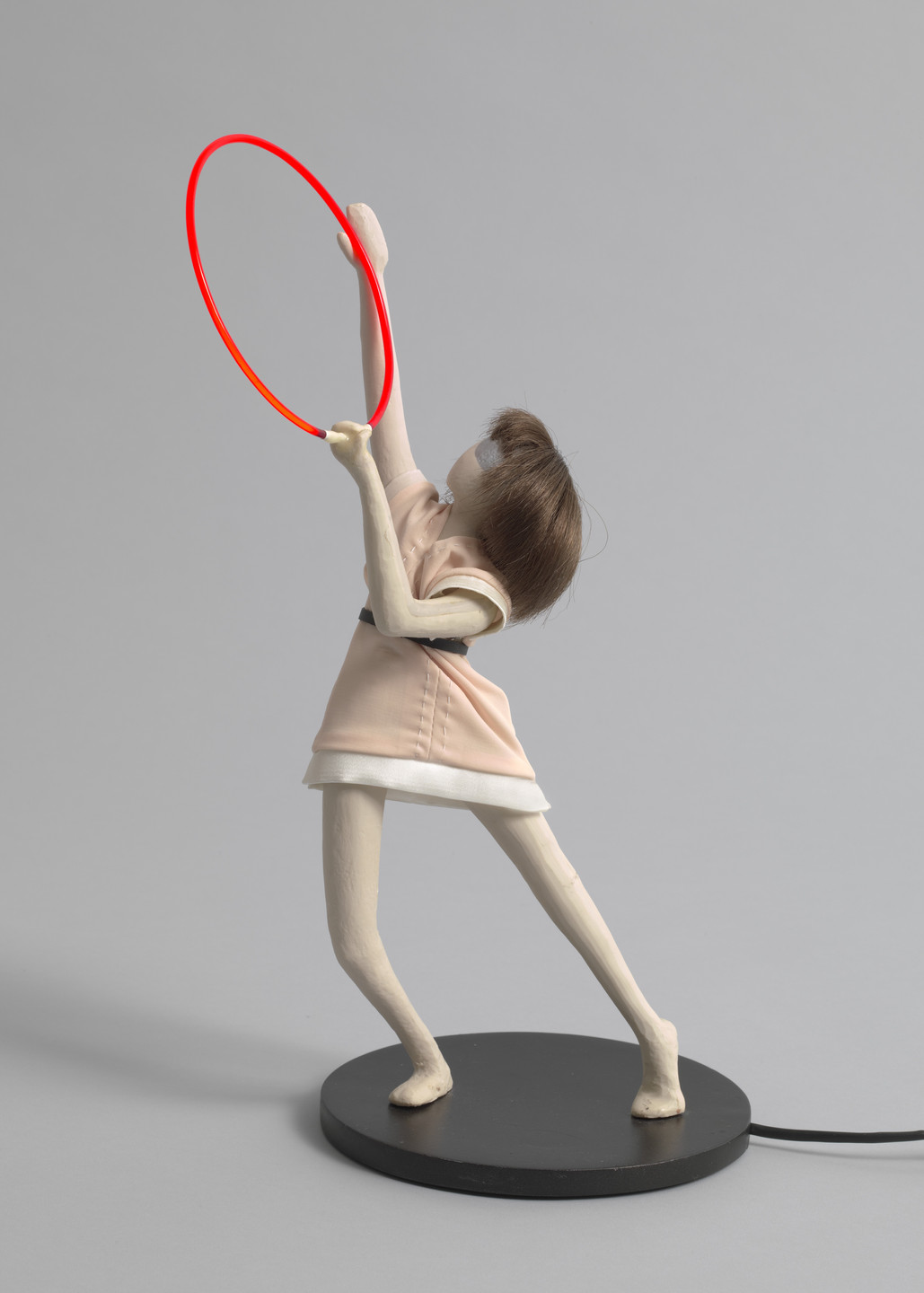 Mai-Thu Perret. A Portable Apocalypse Ballet (Red Ring) (for Parkett no. 84). 2008