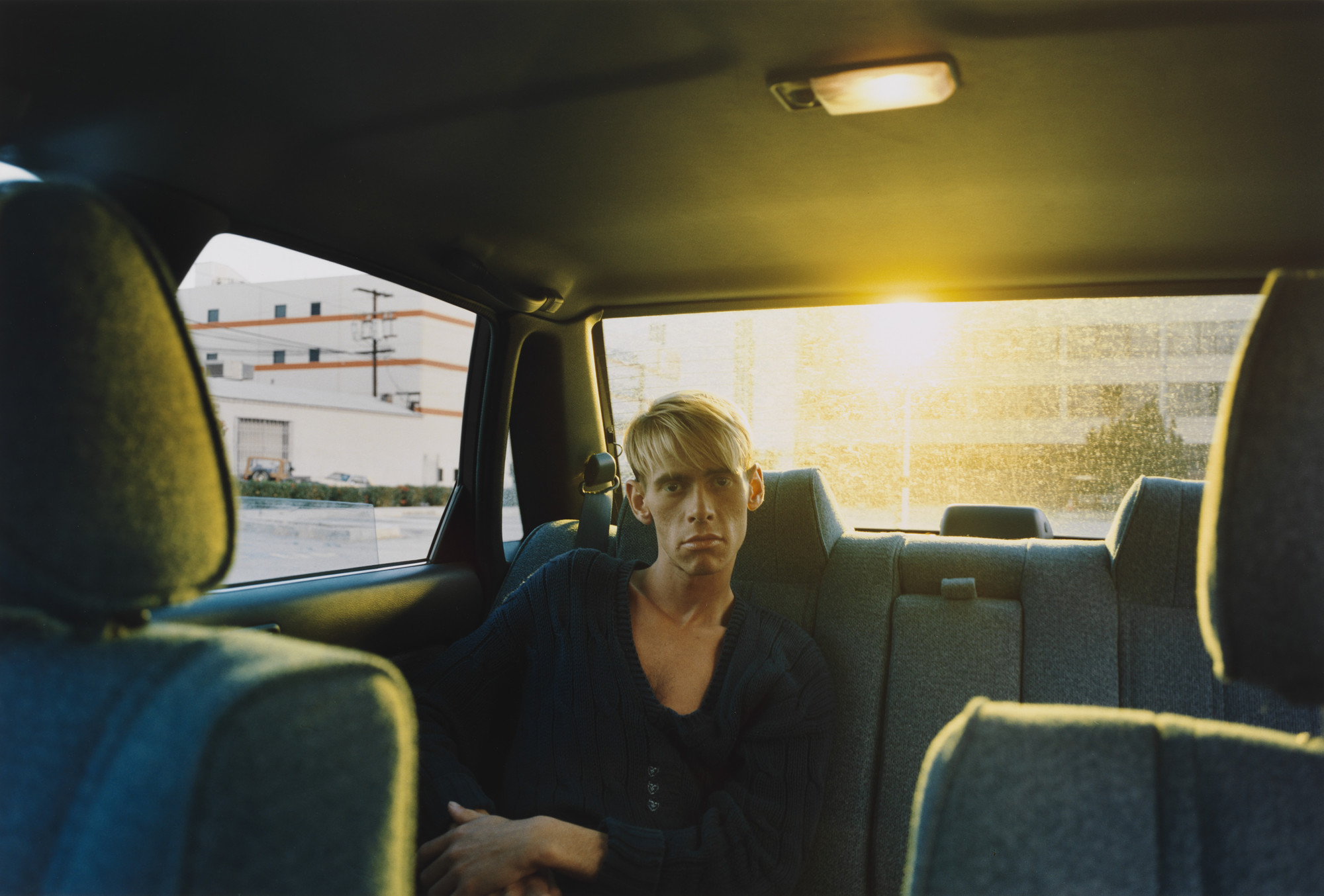 Philip-Lorca diCorcia. Todd M. Brooks; 22 Years Old; Denver, Colorado; $40. 1990-92