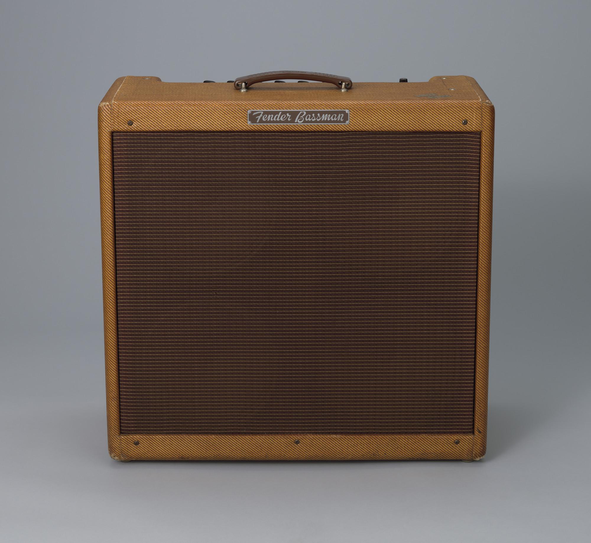 Leo Fender, George Fullerton, Freddie Tavares  Fender