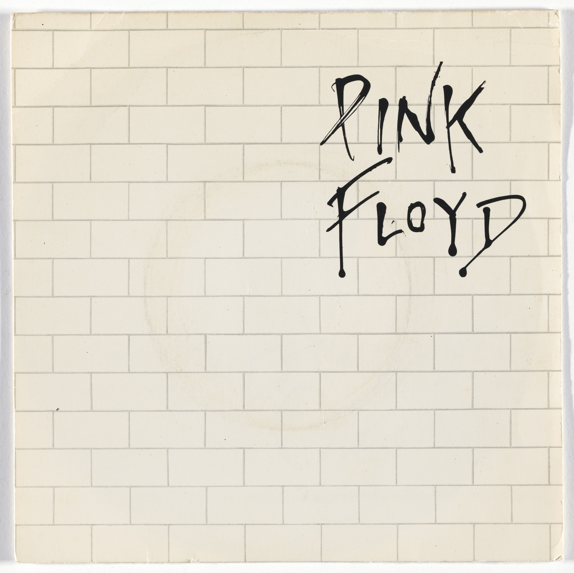 "Gerald Scarfe, Roger Waters. Sleeve for Pink Floyd 7"" single ""Another Brick in the Wall, Part II"". 1979"
