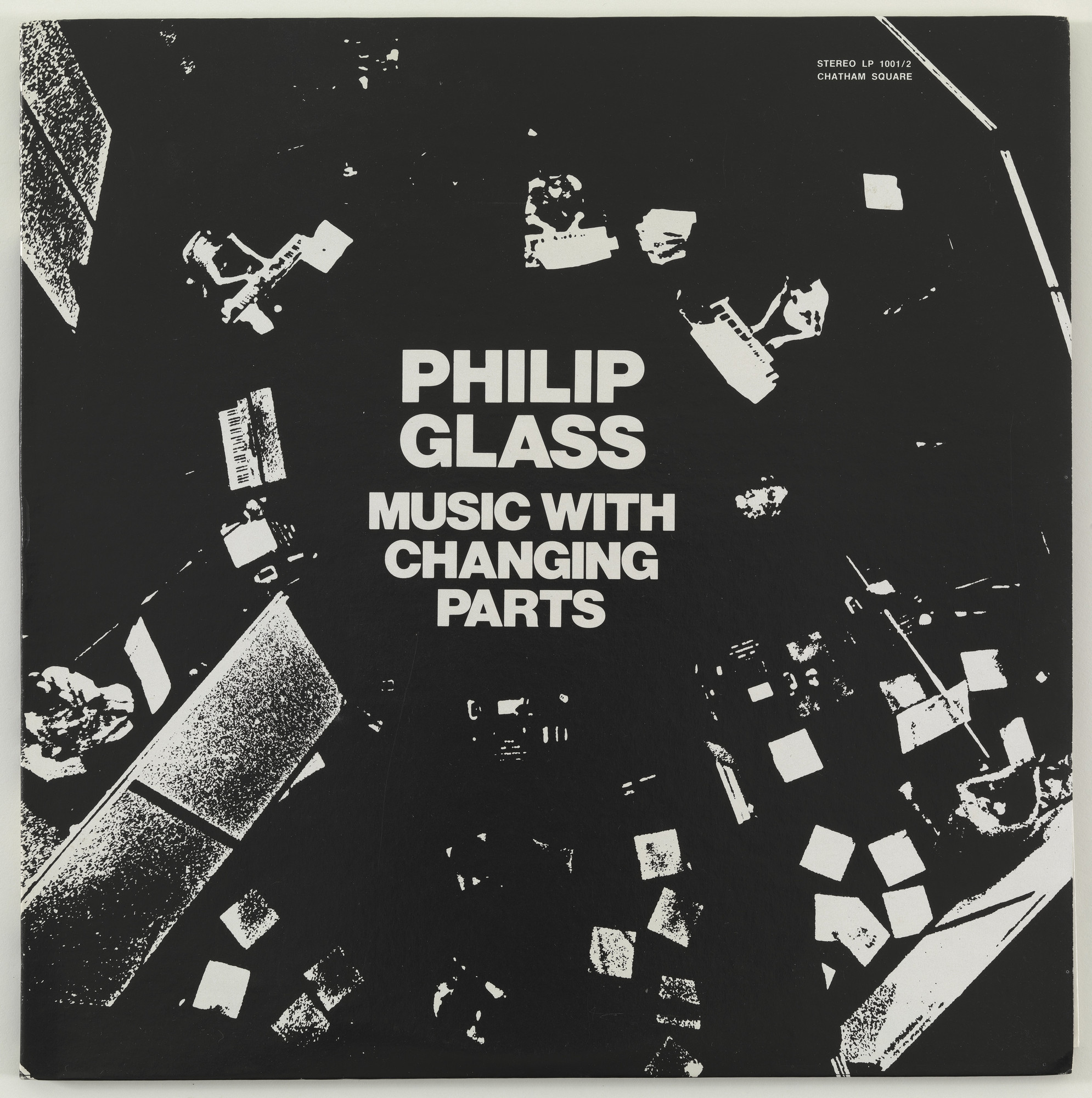 Philip Glass. Music with Changing Parts. 1971