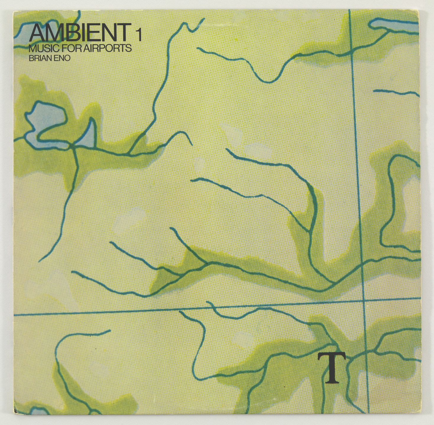 Brian Eno. Ambient 1 (Music for Airports). 1978