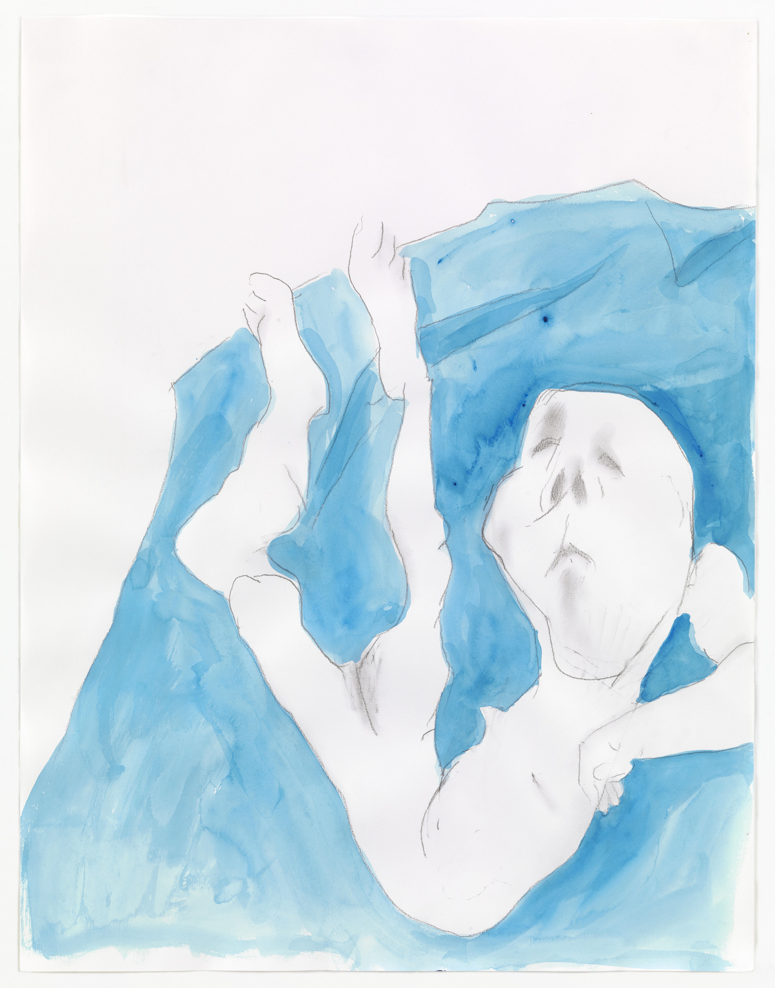 Maria Lassnig. Untitled. 1998-2001