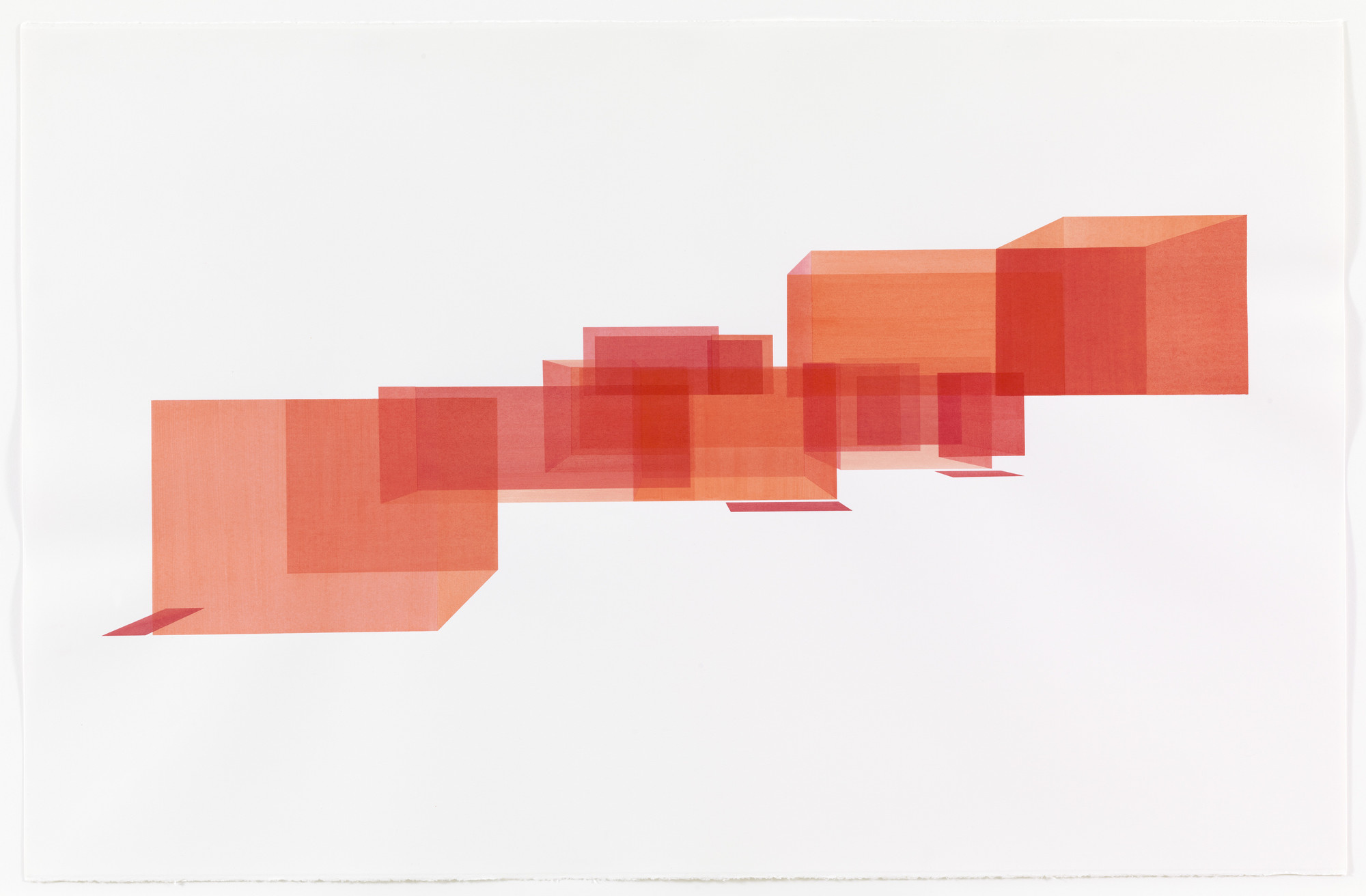 Kevin Appel. House - South Rotation Red: 1 East. (2000)