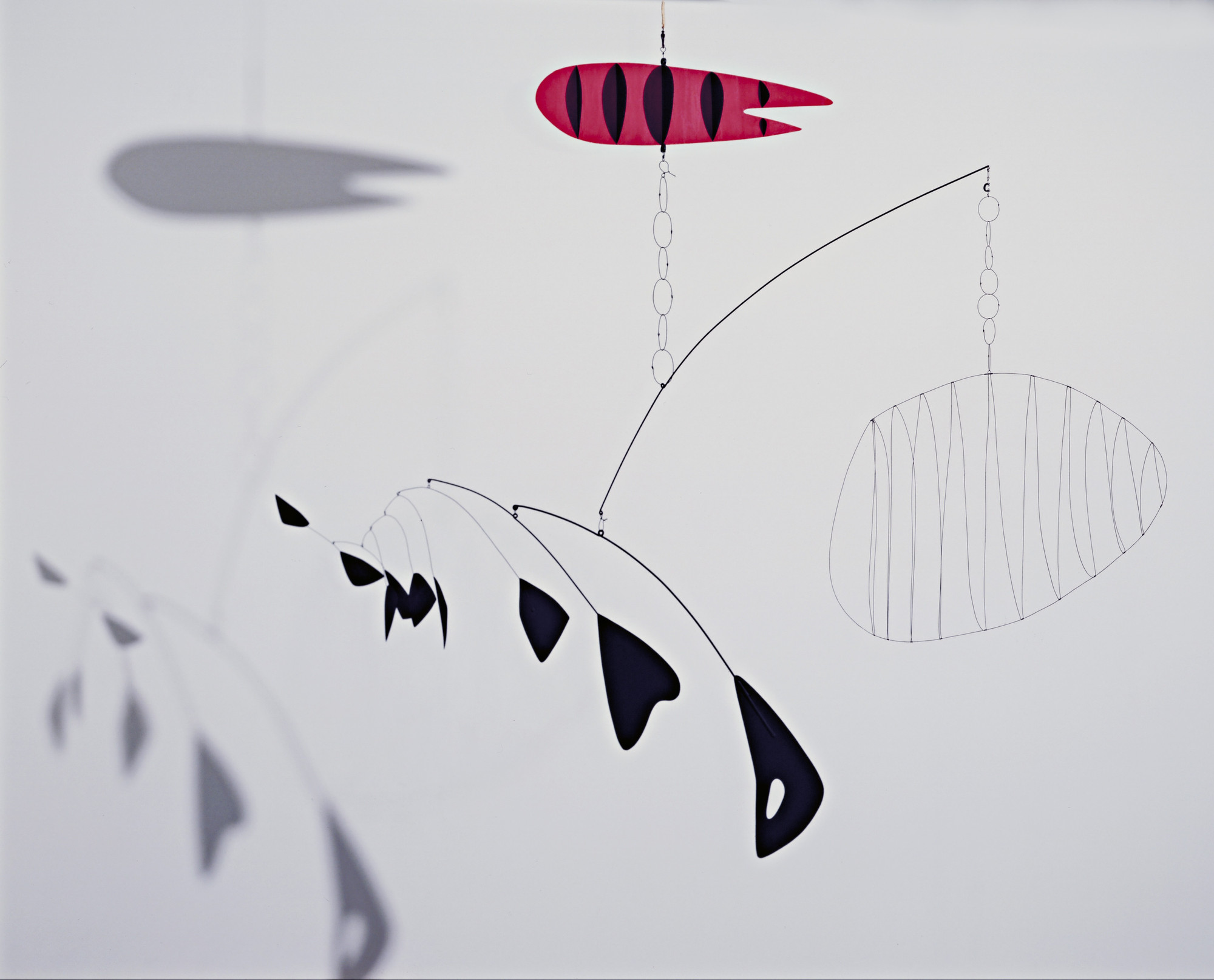 Alexander Calder. Lobster Trap and Fish Tail. Roxbury, Connecticut, 1939