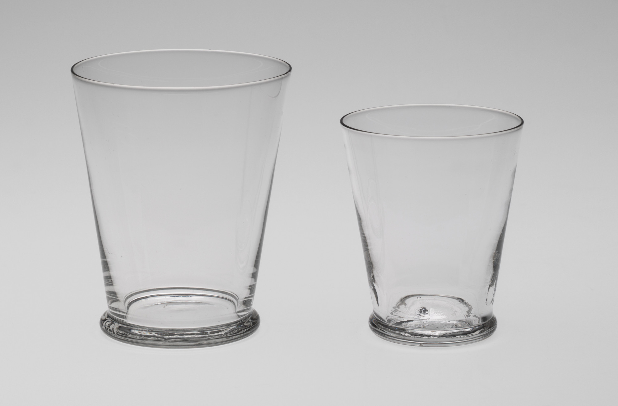 Nybro, Sweden. Water Glass. Before 1946
