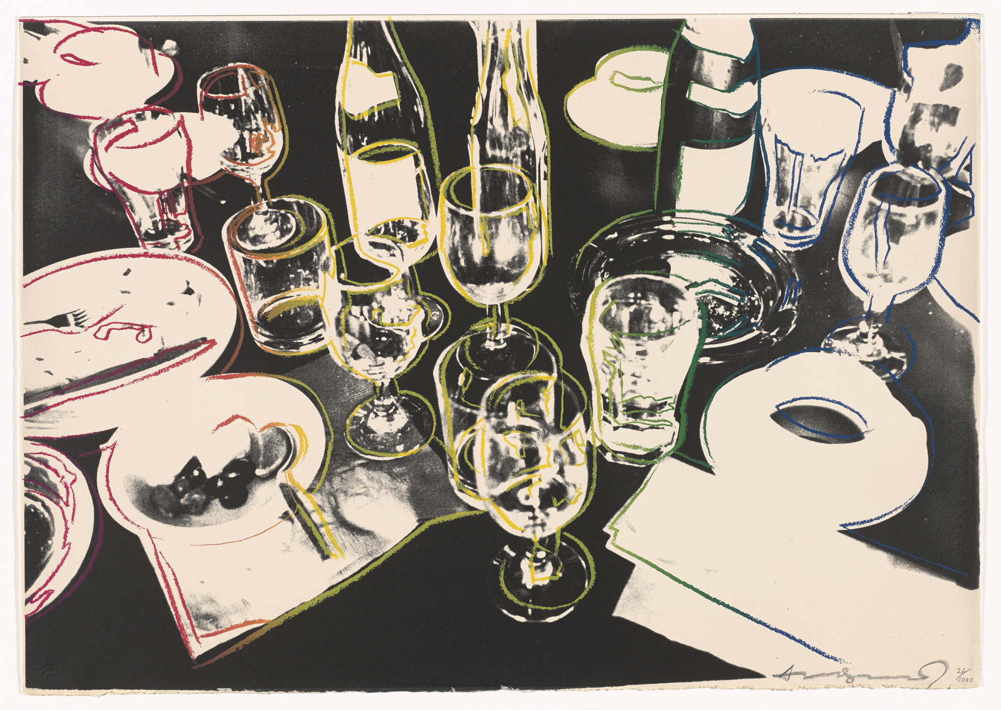 Andy Warhol. After the Party. 1979