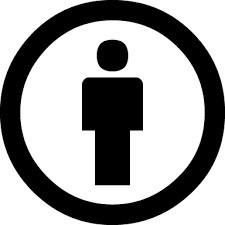 Alex Roberts, Creative Commons. Creative Commons Attribution Symbol. 2006