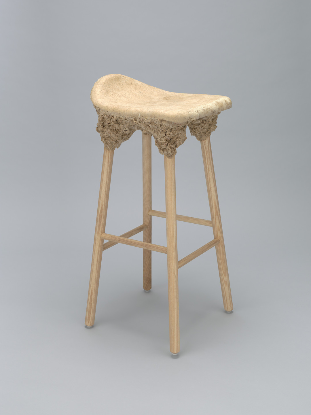 Marjan van Aubel, James Shaw. Well Proven Stool. 2014