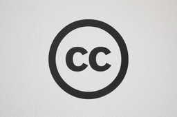 Ryan Junell, Creative Commons. Creative Commons License Symbol. 2001