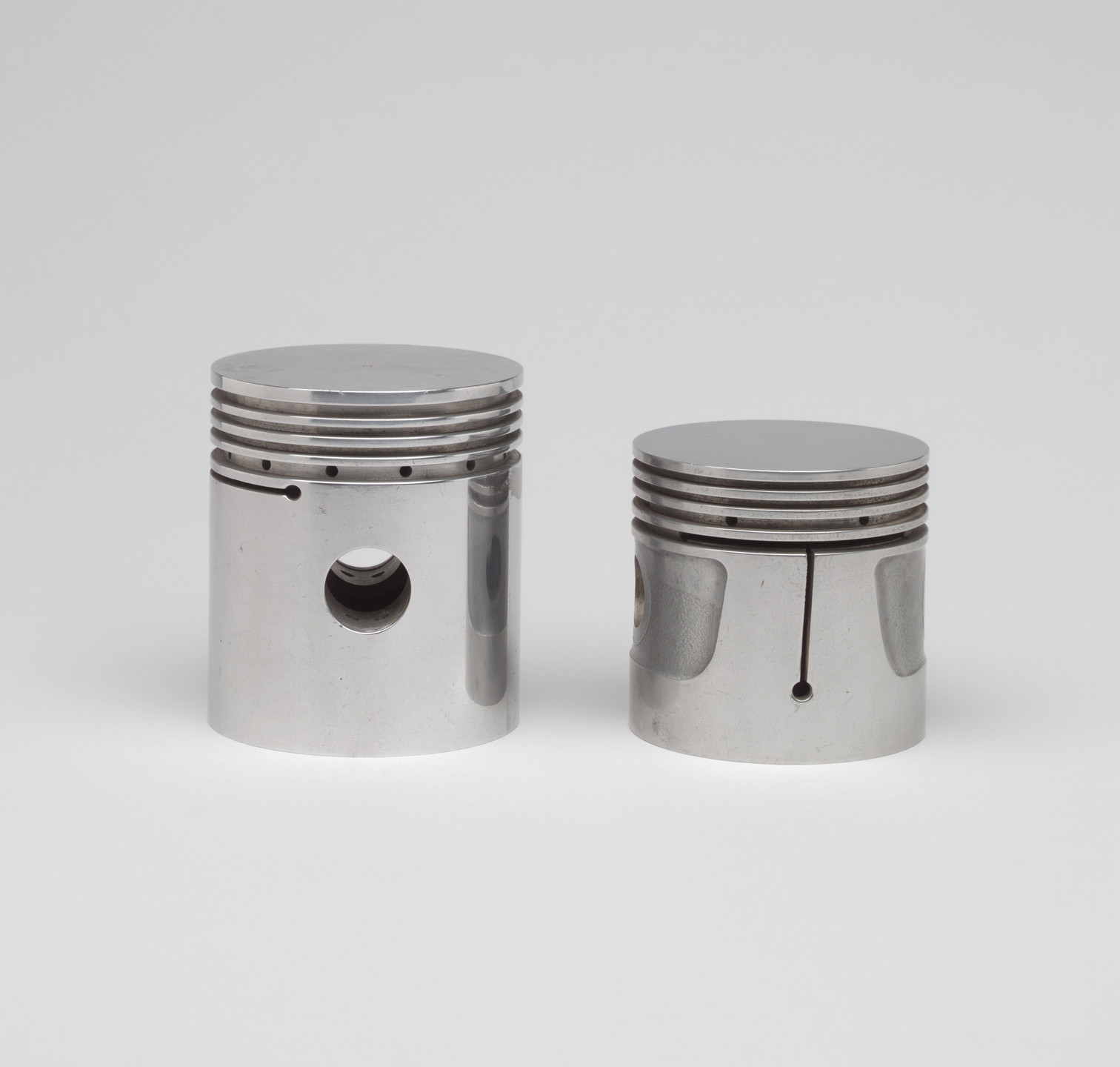 Aluminum Company of America, Pittsburgh, Pennsylvania. Automobile Pistons. 1924–1934