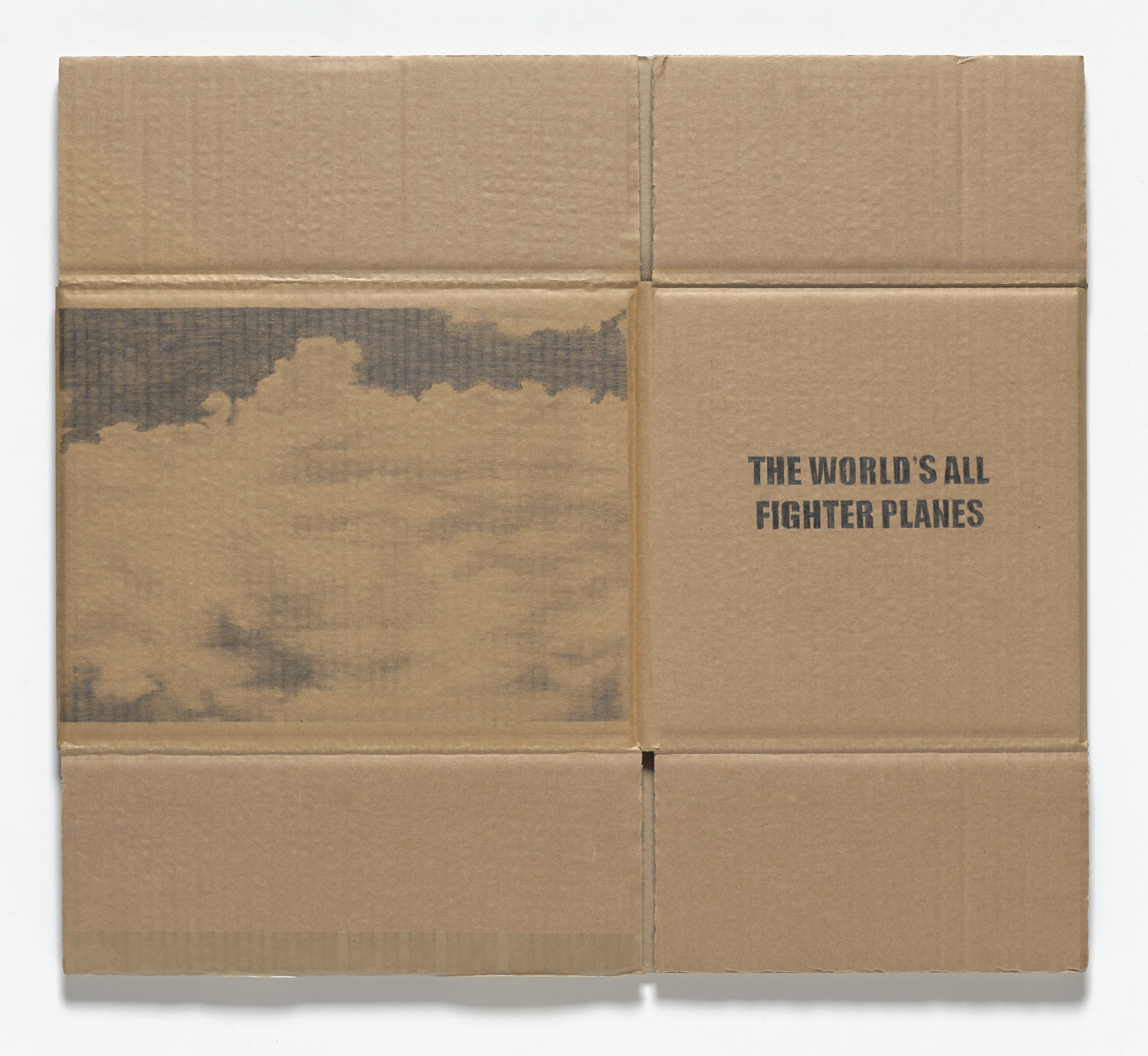 Fiona Banner. All the World's Fighter Planes. 2006