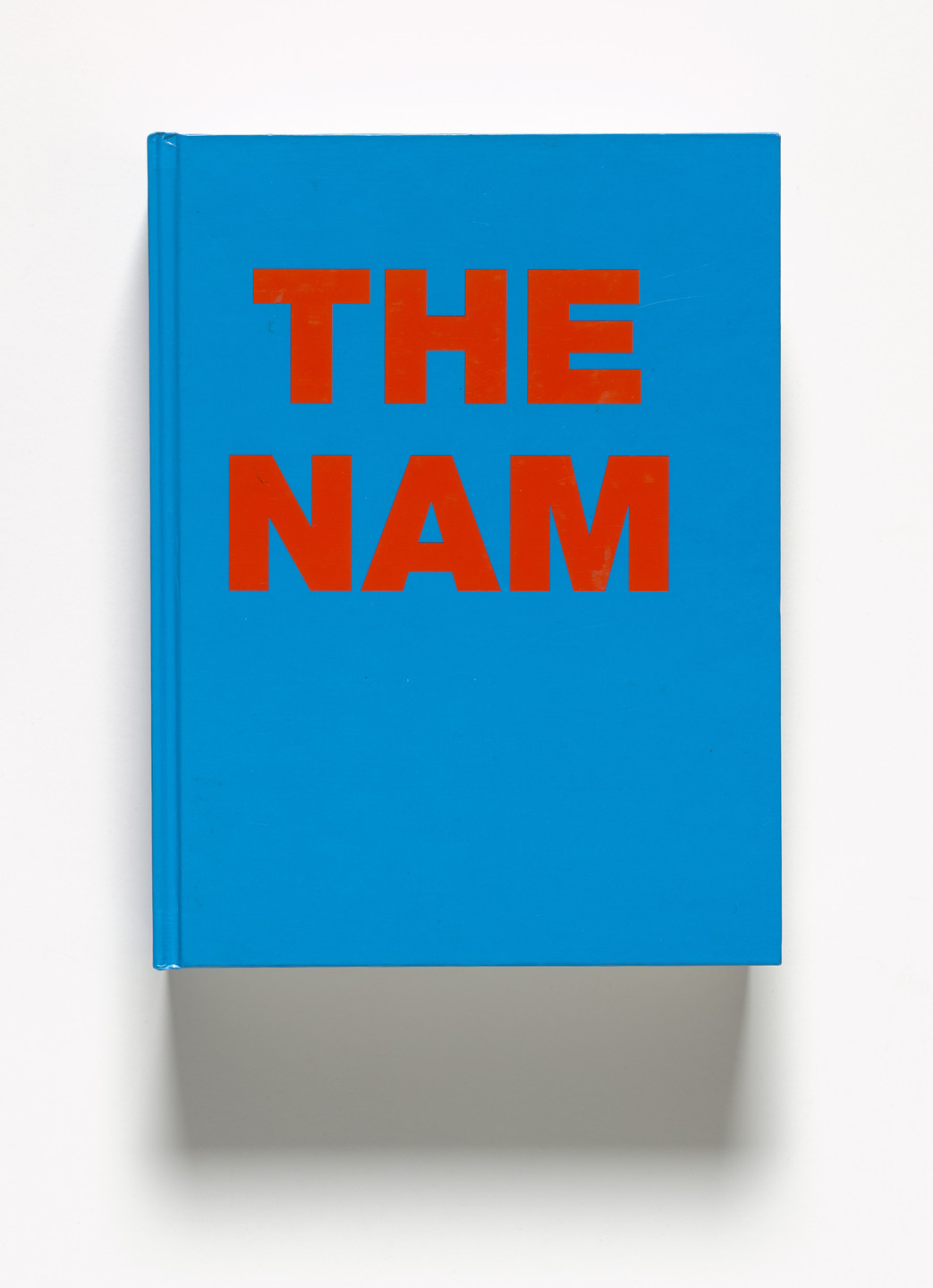 Fiona Banner. The Nam. 1997