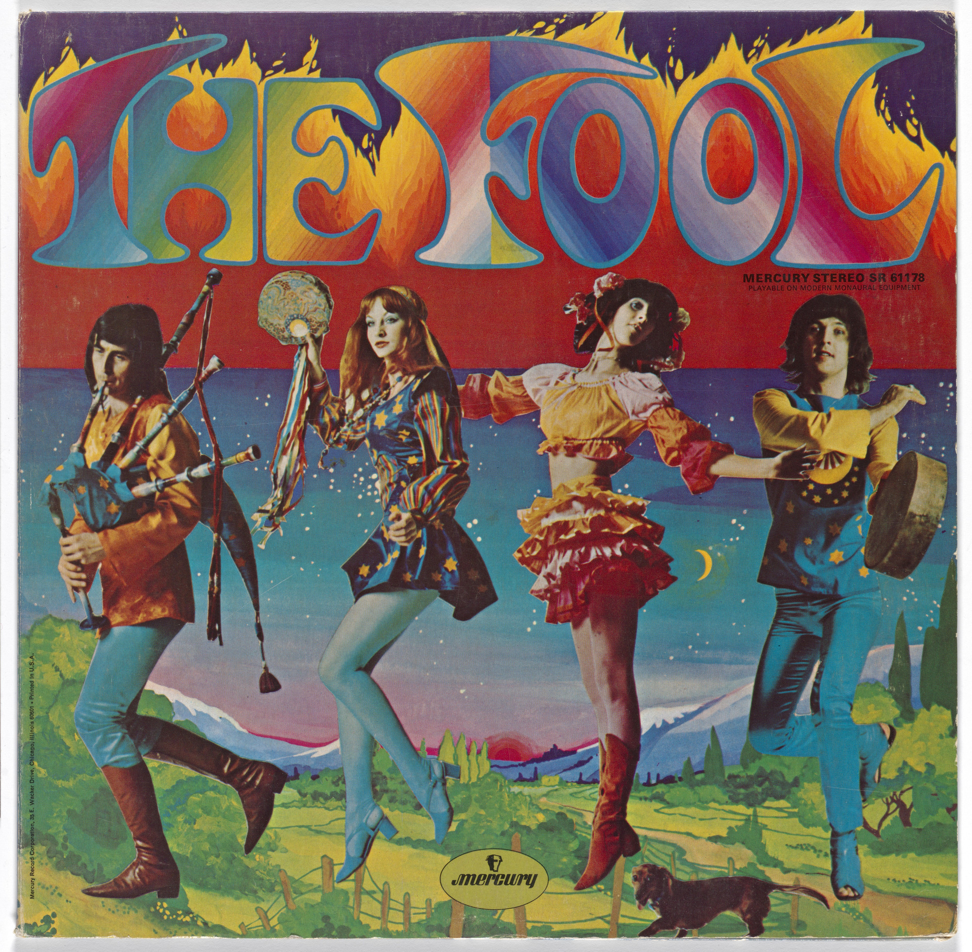 Image result for record album cover fool