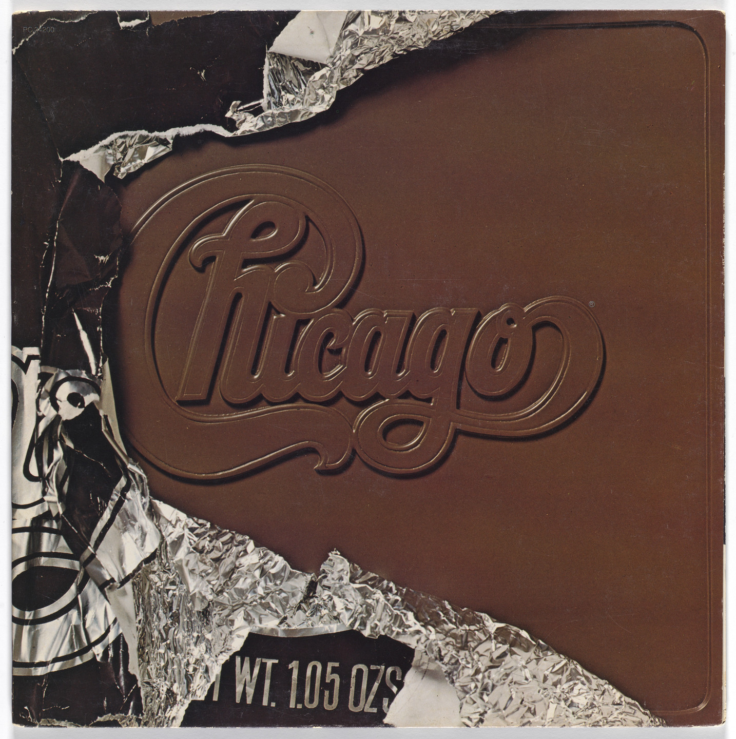 John Berg, Nick Fasciano, Reid Miles. Cover for Chicago's tenth self-titled album. 1976