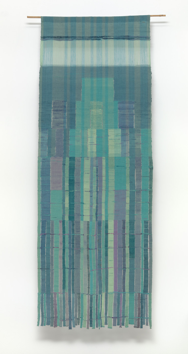 Sheila Hicks. Ribbons. c. 1964