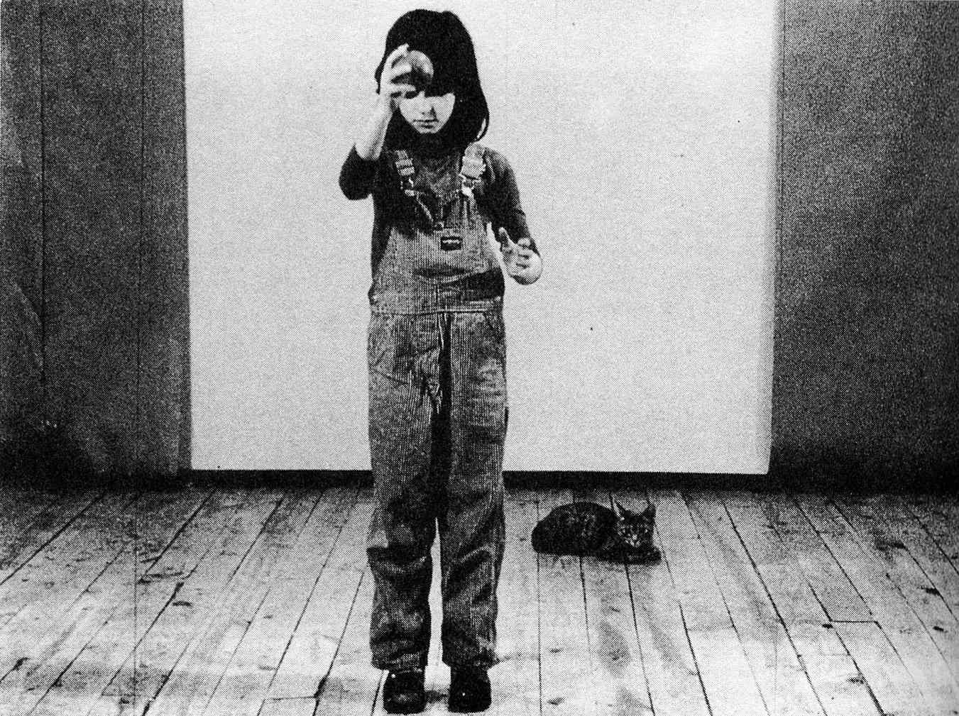 Yvonne Rainer. Lives of Performers. 1972