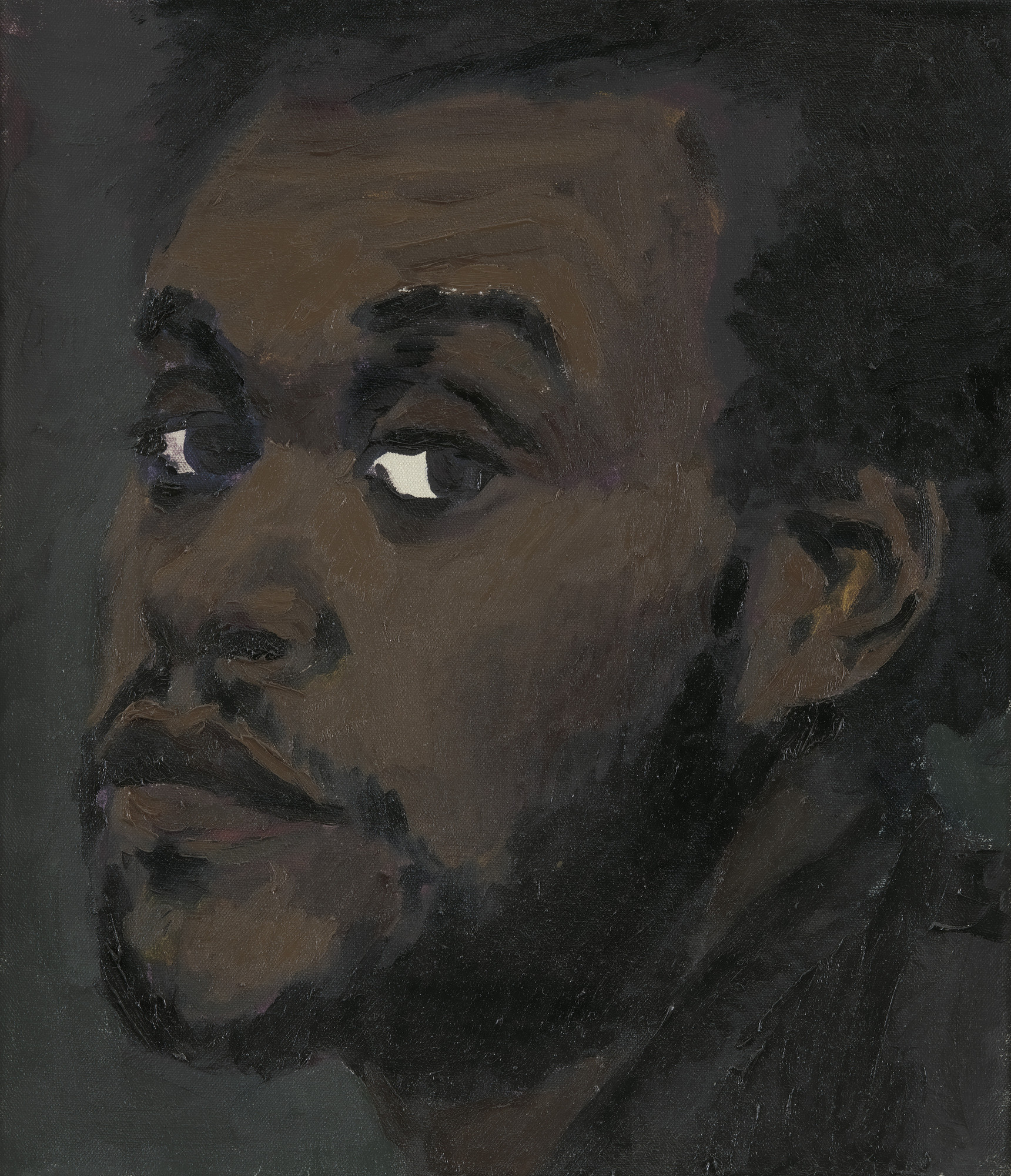 Lynette Yiadom-Boakye. To the Last. 2013