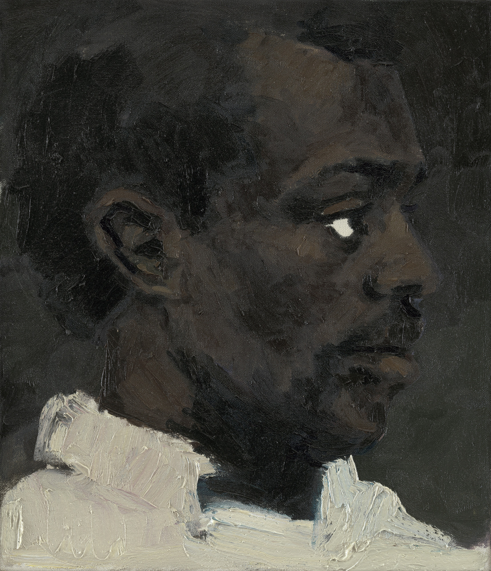 Lynette Yiadom-Boakye. Where It Had Been. 2013