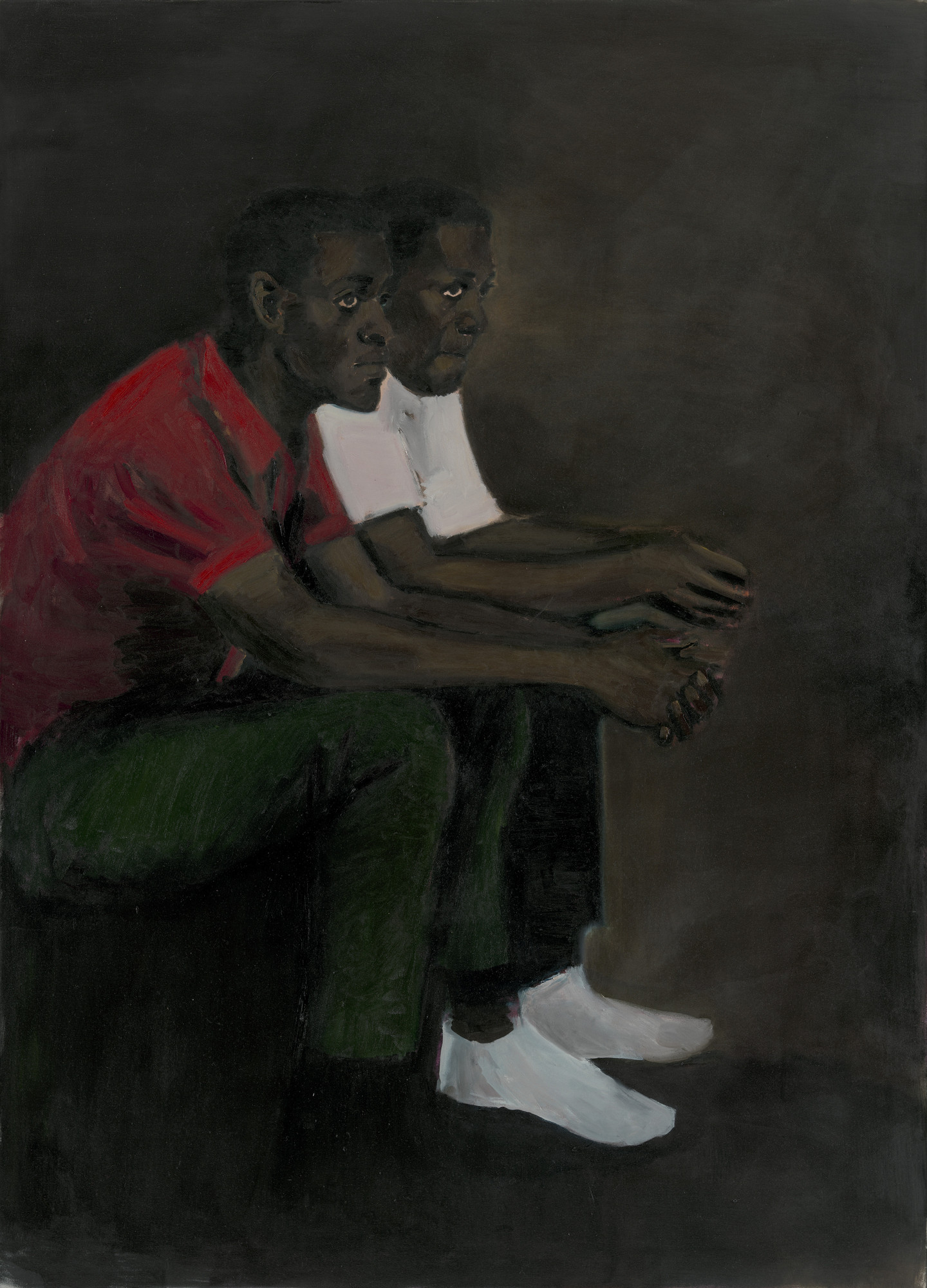 Lynette Yiadom-Boakye. The Myriad Motives of Men. 2014
