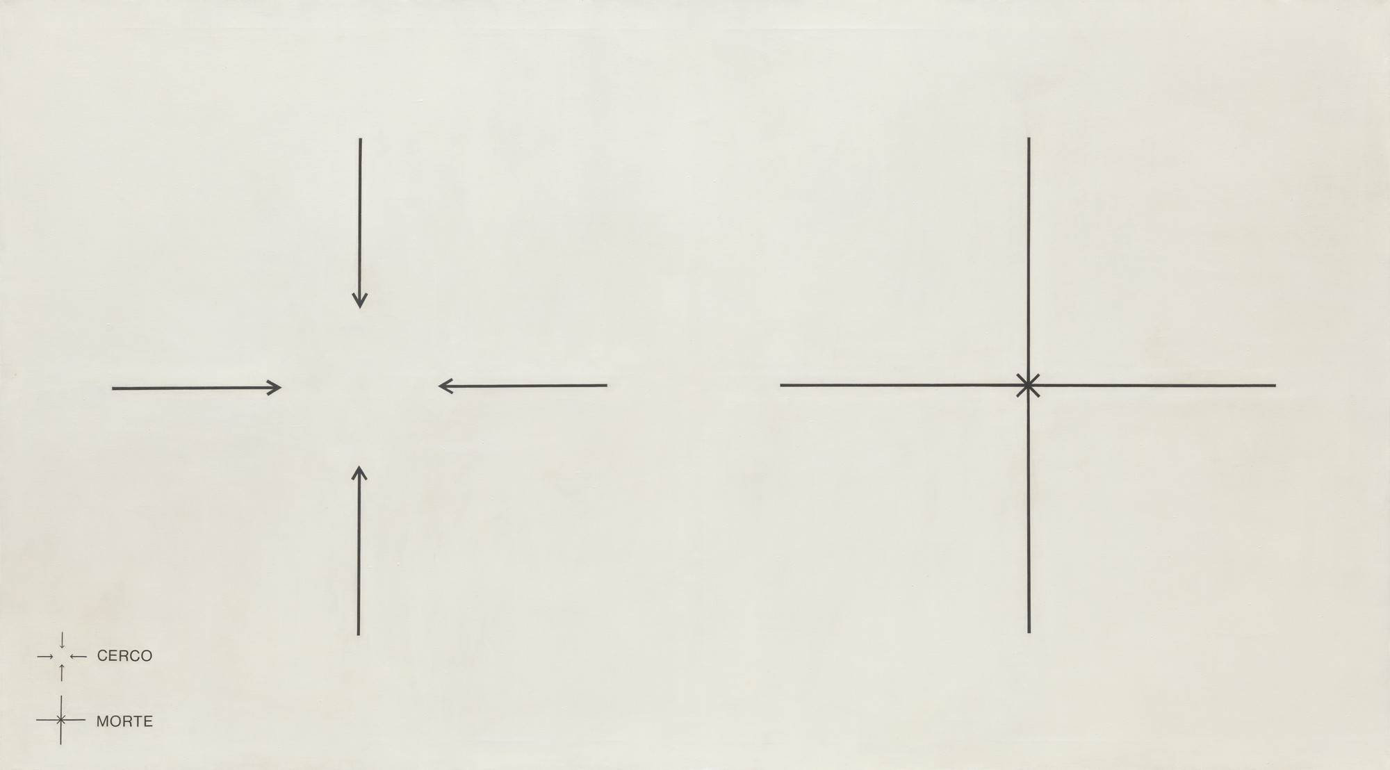 Carlos Zilio. Untitled. 1974