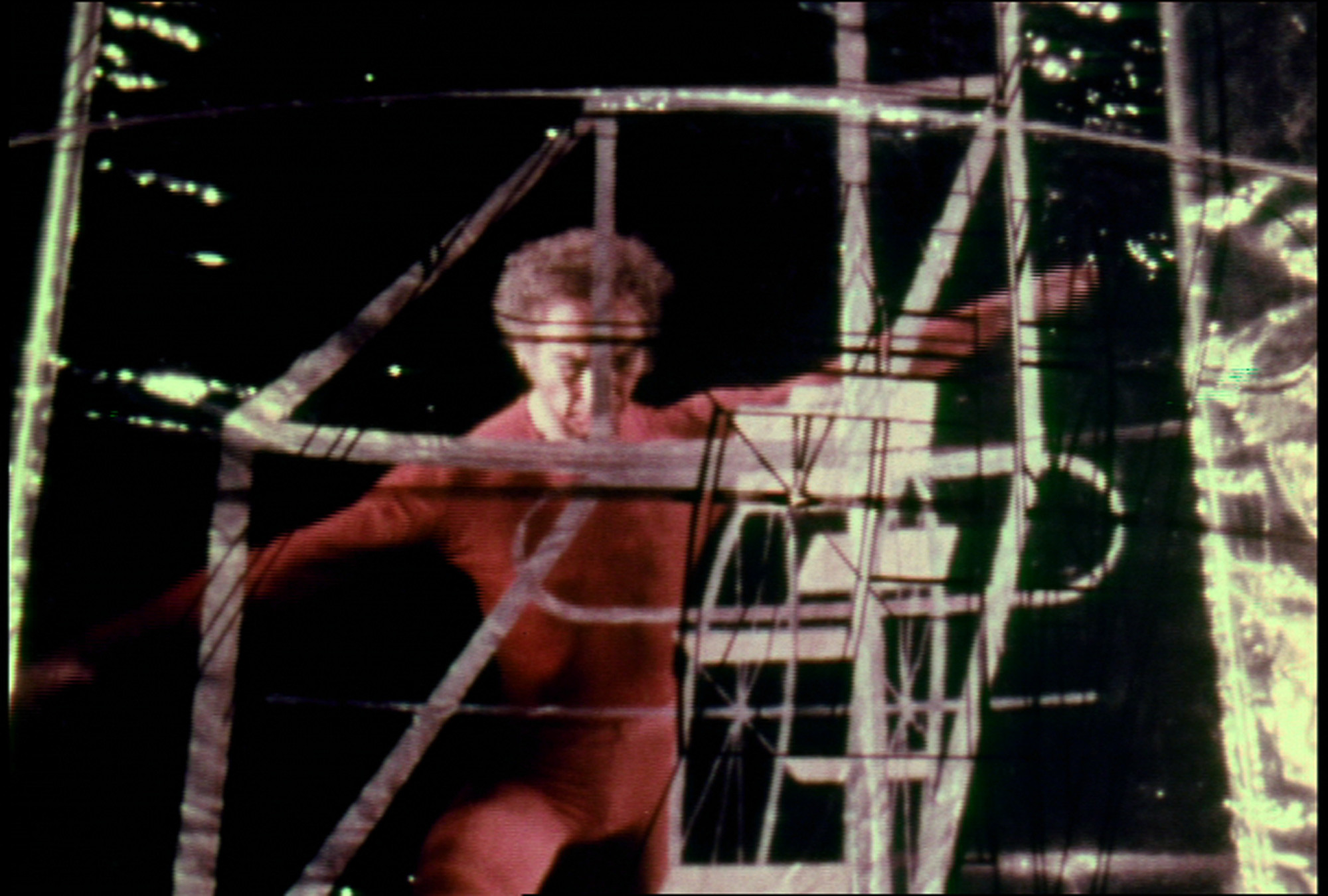 Charles Atlas, Merce Cunningham. Walkaround Time. 1973