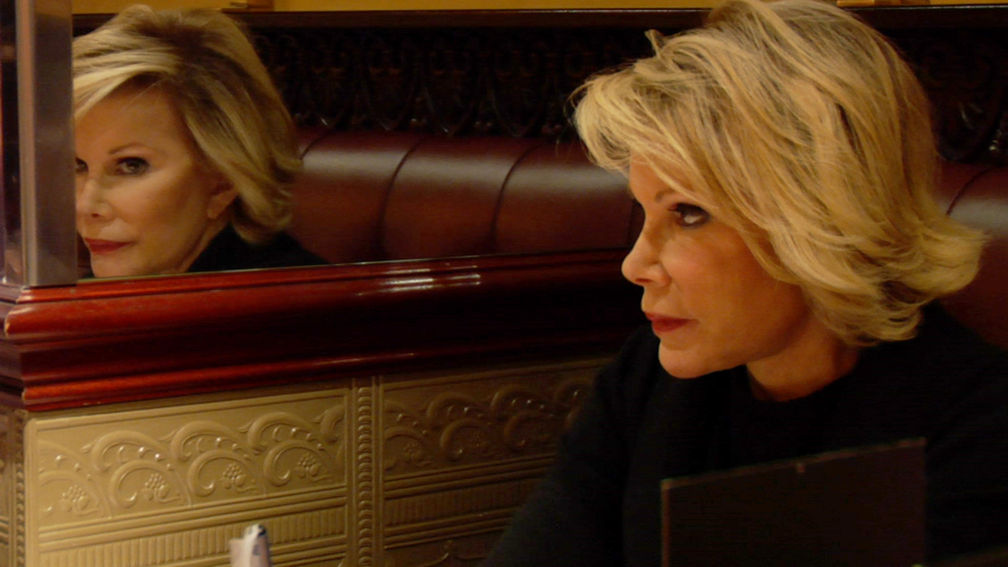 Ricki Stern, Anne Sundberg. Joan Rivers: A Piece of Work. 2010