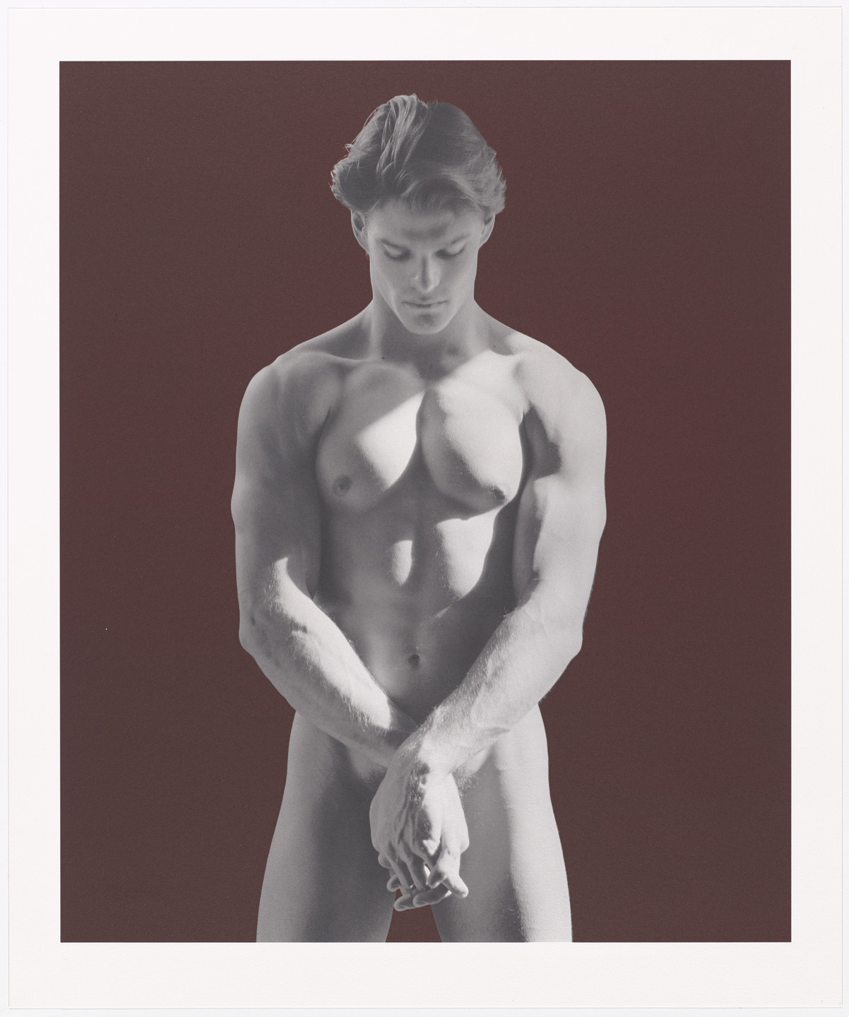 Robert Mapplethorpe. Untitled from America. 1988