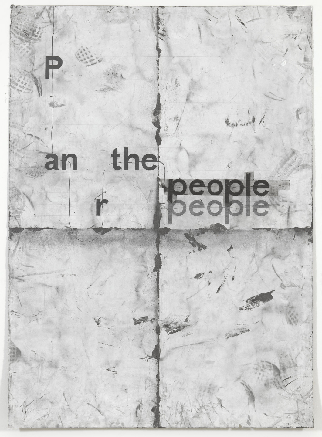 Tony Lewis. P an r the people. 2014