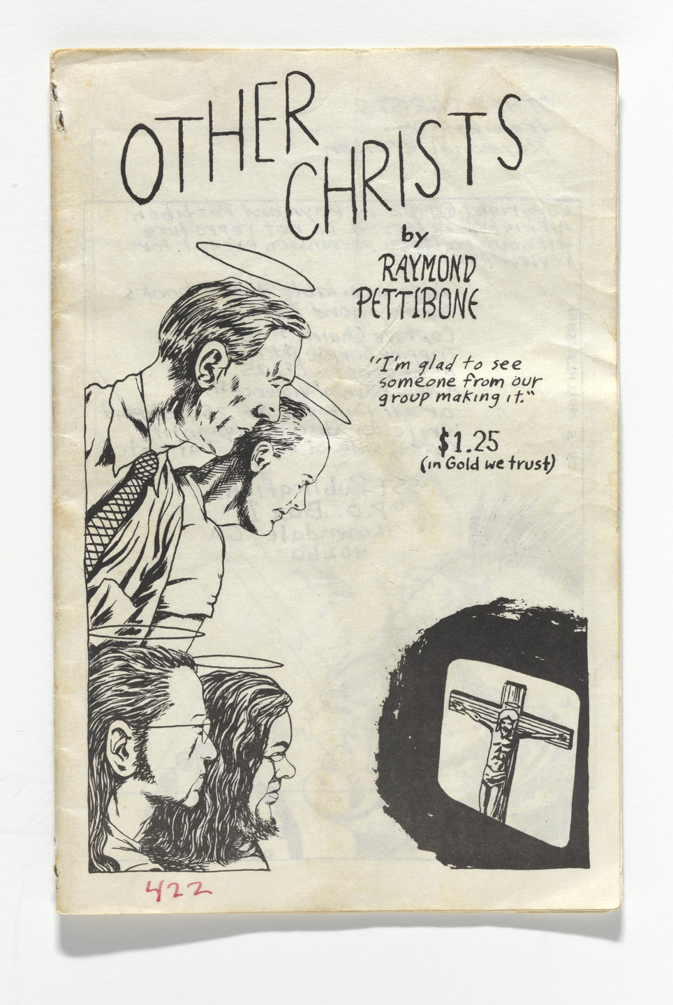 Raymond Pettibon. Other Christs. 1982