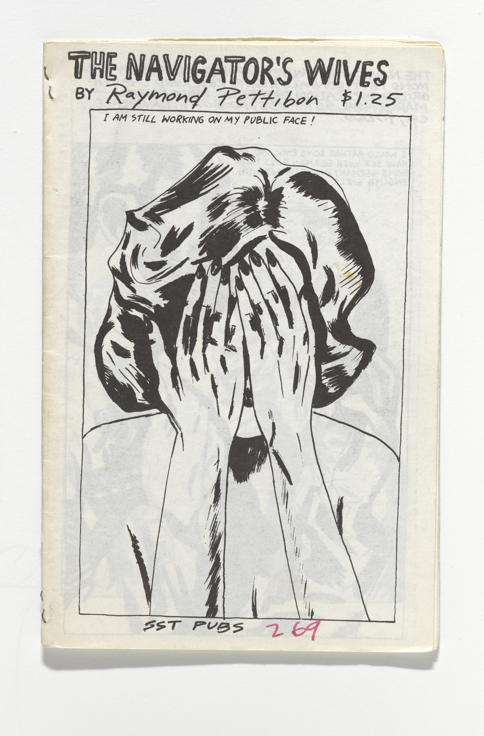 Raymond Pettibon. The Navigator's Wives. 1985