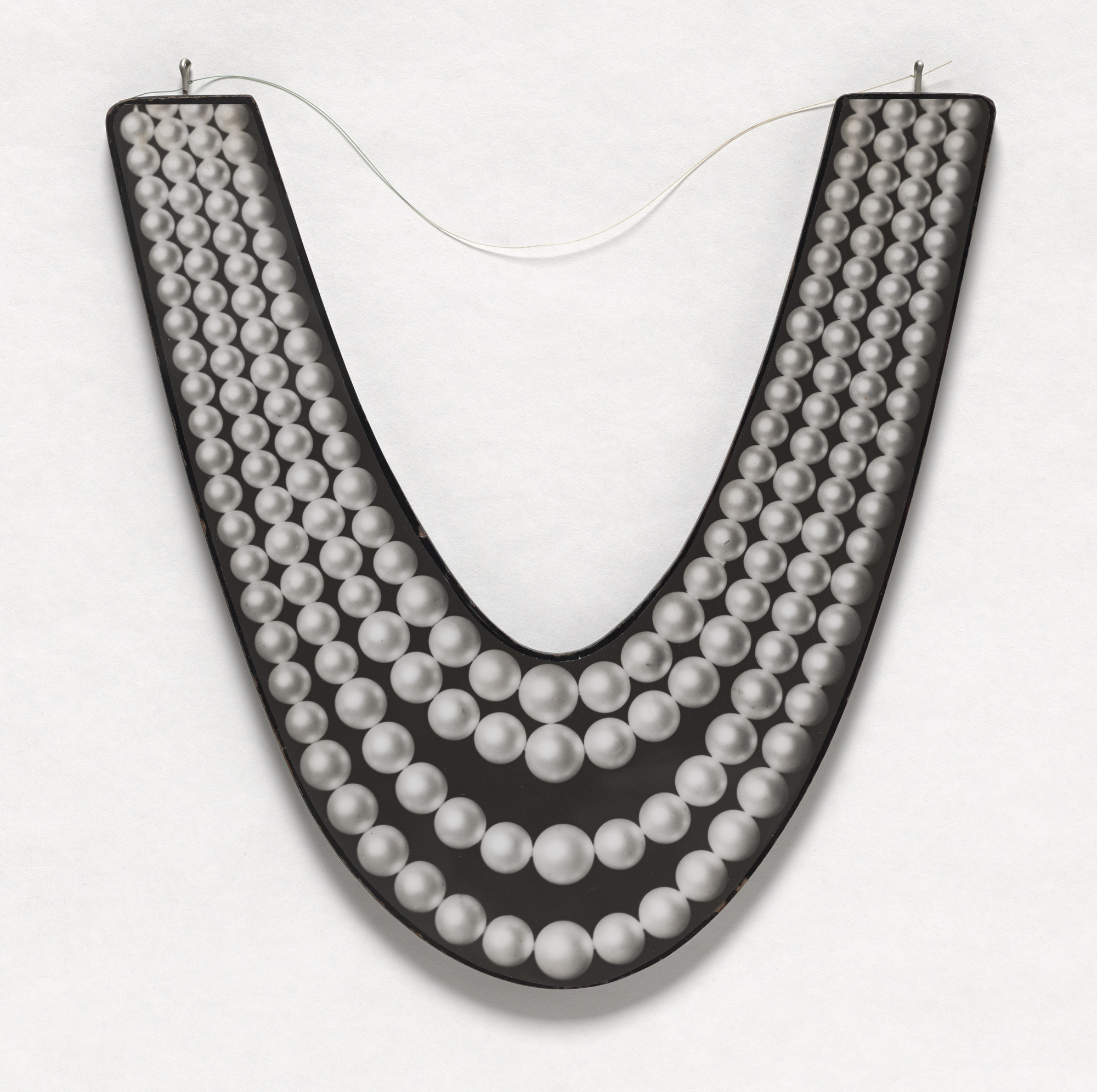 Robert Watts. Pearl Necklace. c. 1967